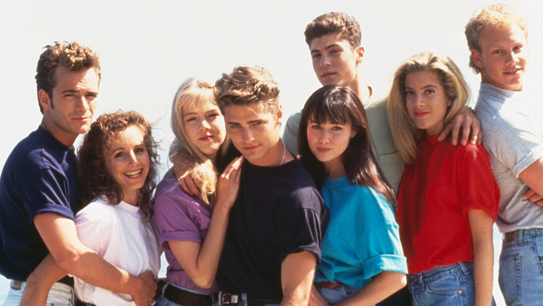 """Beverly Hills 90210"" was a pioneer in its examination of teen issues such as love, sex, date rape, drug abuse, alcoholism, eating disorders, teen pregnancy, and many more. It sparked several spin-offs and made its young stars huge in Hollywood even today."