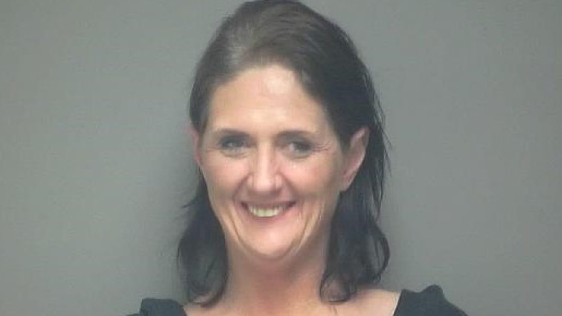 Cathleen Krause was arrested for allegedly handing out marijuana-laced cookies at a St. Patrick's Day parade.