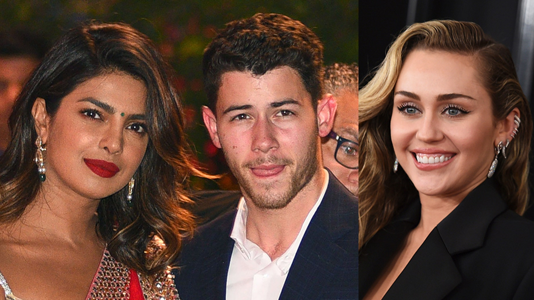 Nick Jonas' wife Priyanka Chopra had a few words in response toMiley Cyrus' photo of her private messages with Jonas.