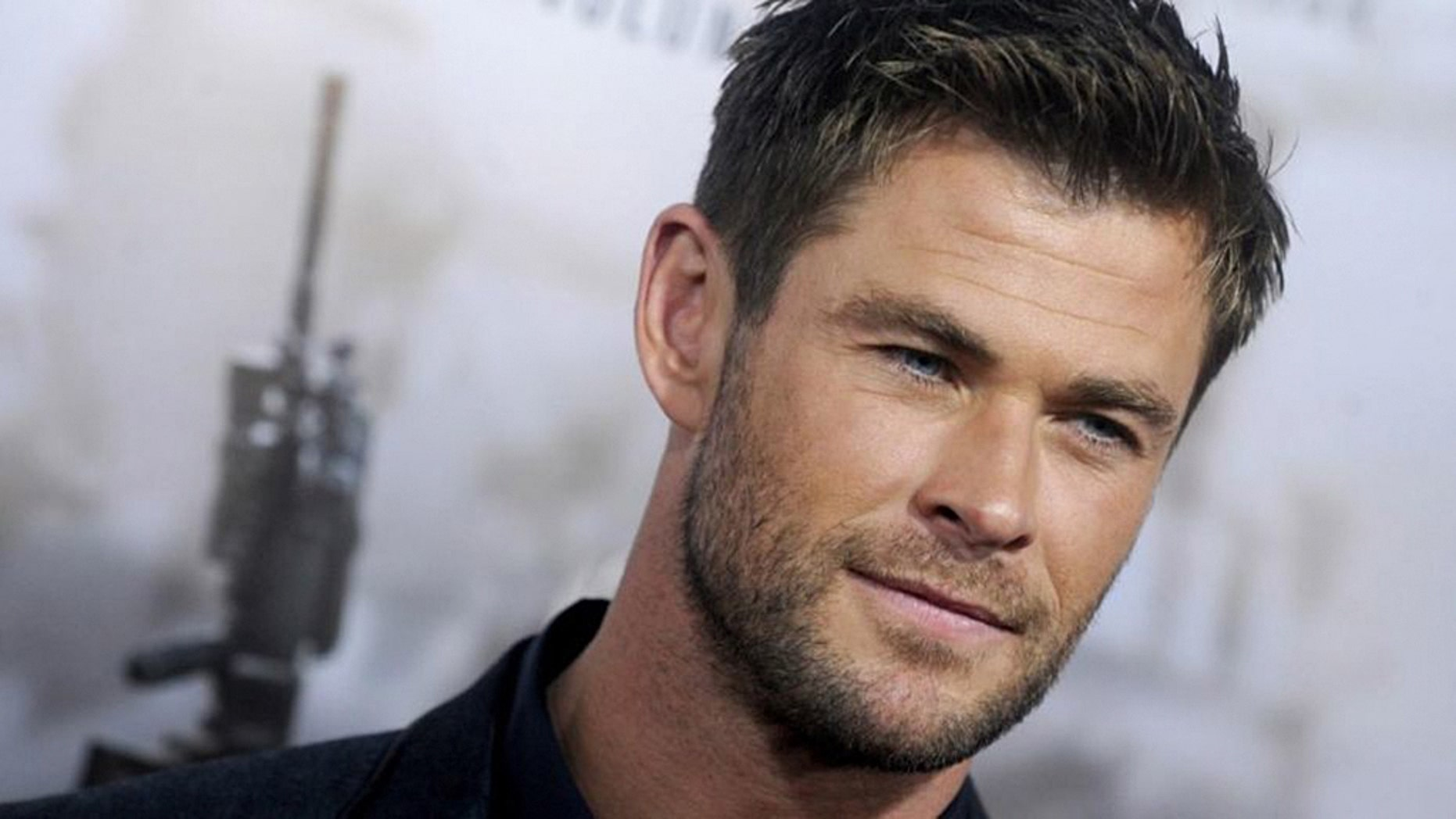 Actor Chris Hemsworth took to Instagram this week, sharing a photo of himself and an 'epic' animal he said he'd encountered in Australia.
