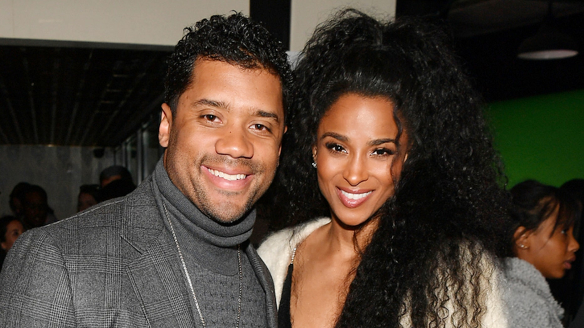 Ciara says it took 'a lot of prayer' to abstain from sex until marriage to Russell Wilson. The pair tied the knot in July 2016.