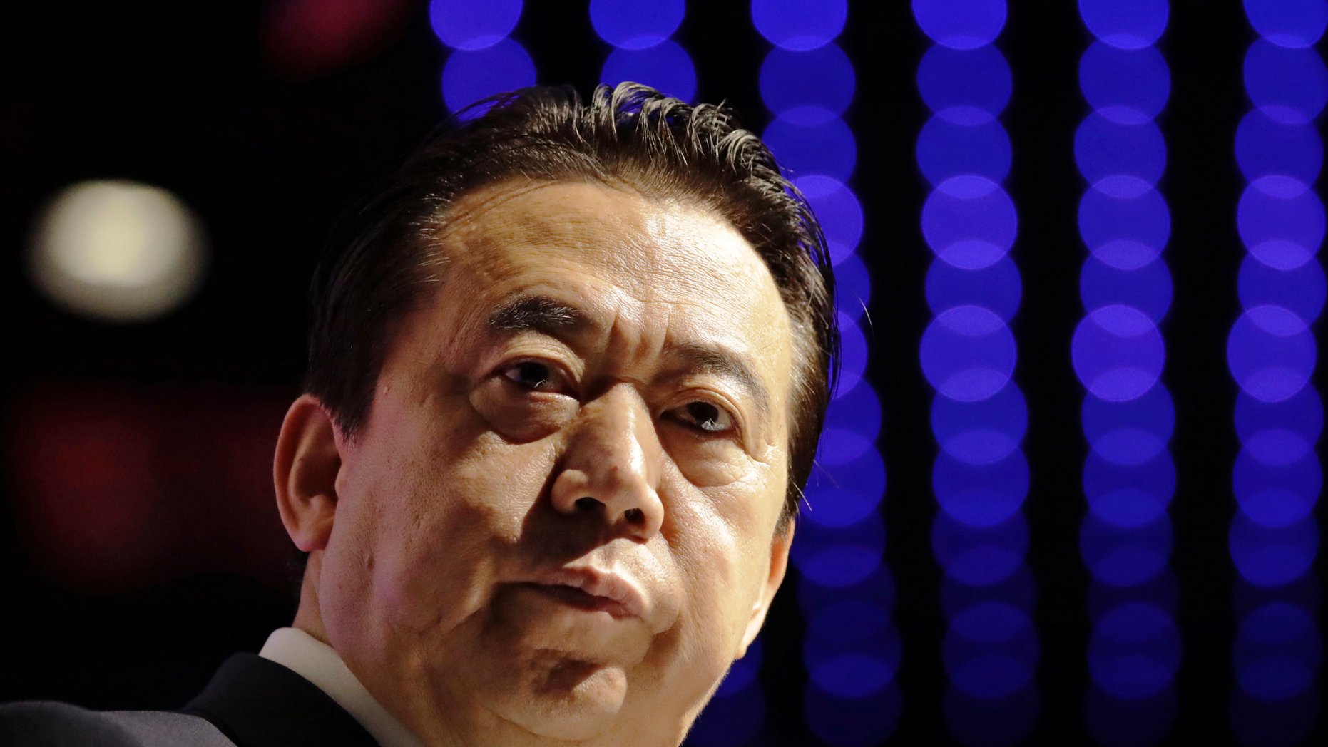 China expels ex-Interpol chief from Communist Party
