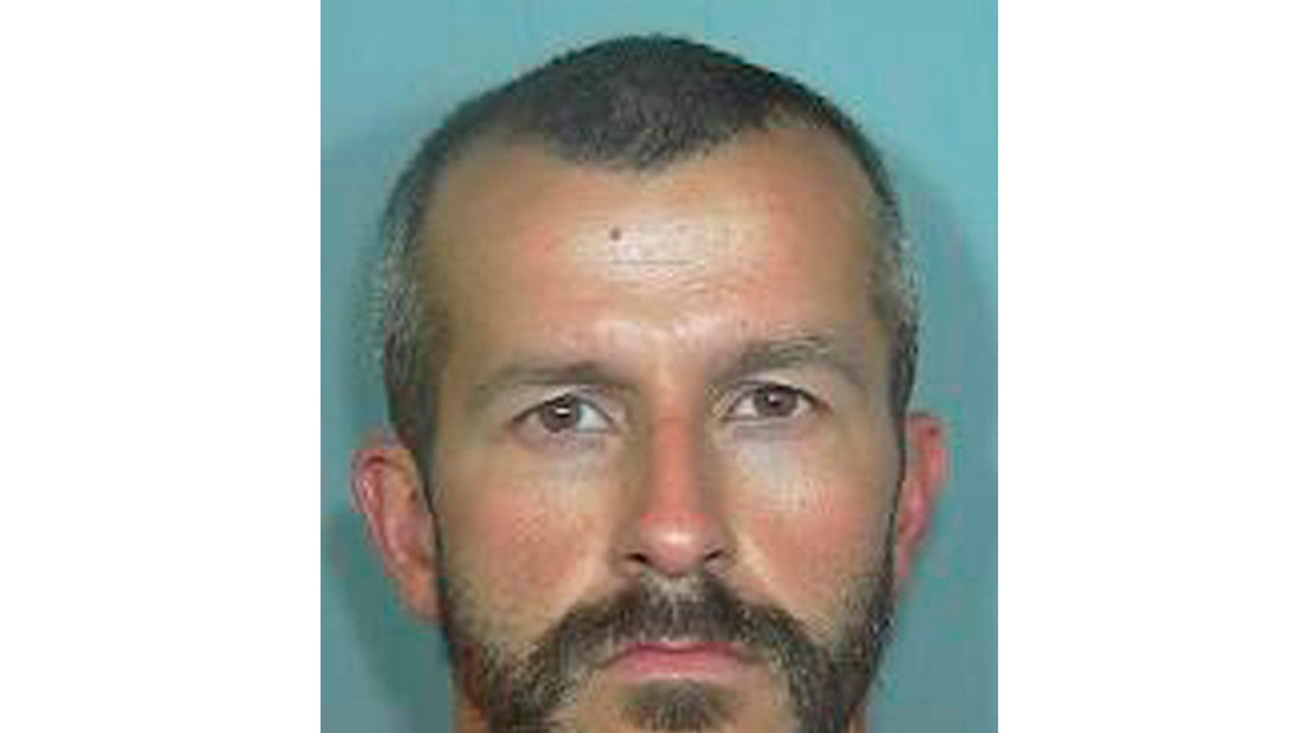 County Sheriff's Office shows Chris Watts who pleaded guilty in the deaths of his pregnant wife 34-year-old Shanann Watts and their two daughters 4-year-old Bella and 3-year-old Celeste. Documents show Watt