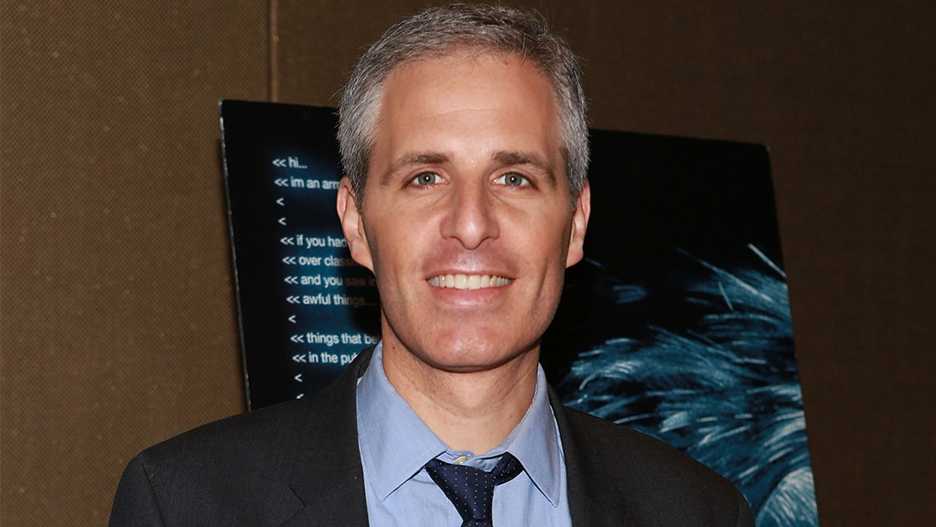 David Sirota, seen in 2013, was formally brought intoSanders' campaign on Tuesday.(Getty Images)