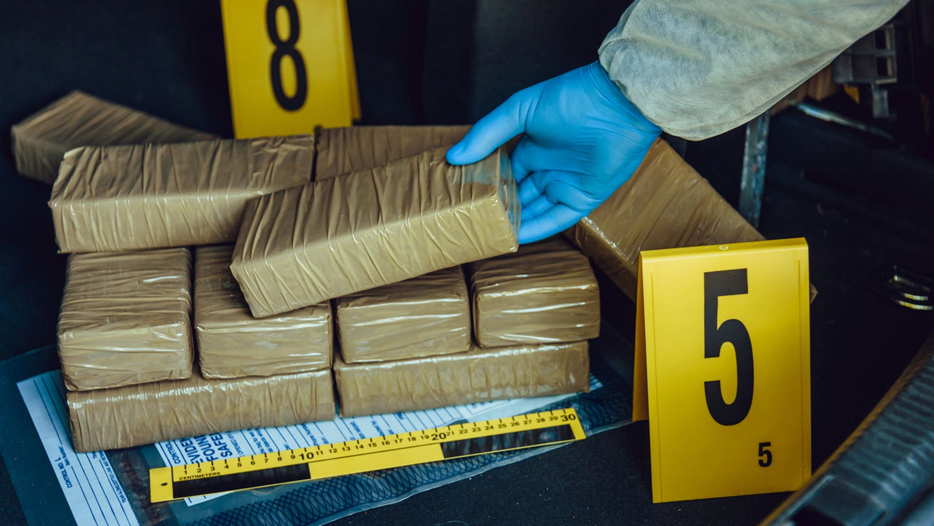 Prosecutors said Dominguez's drug operation distributed cocaine through a pipeline into the U.S. through California and Texas, then moved the proceeds through a reverse pipeline back south.<br>