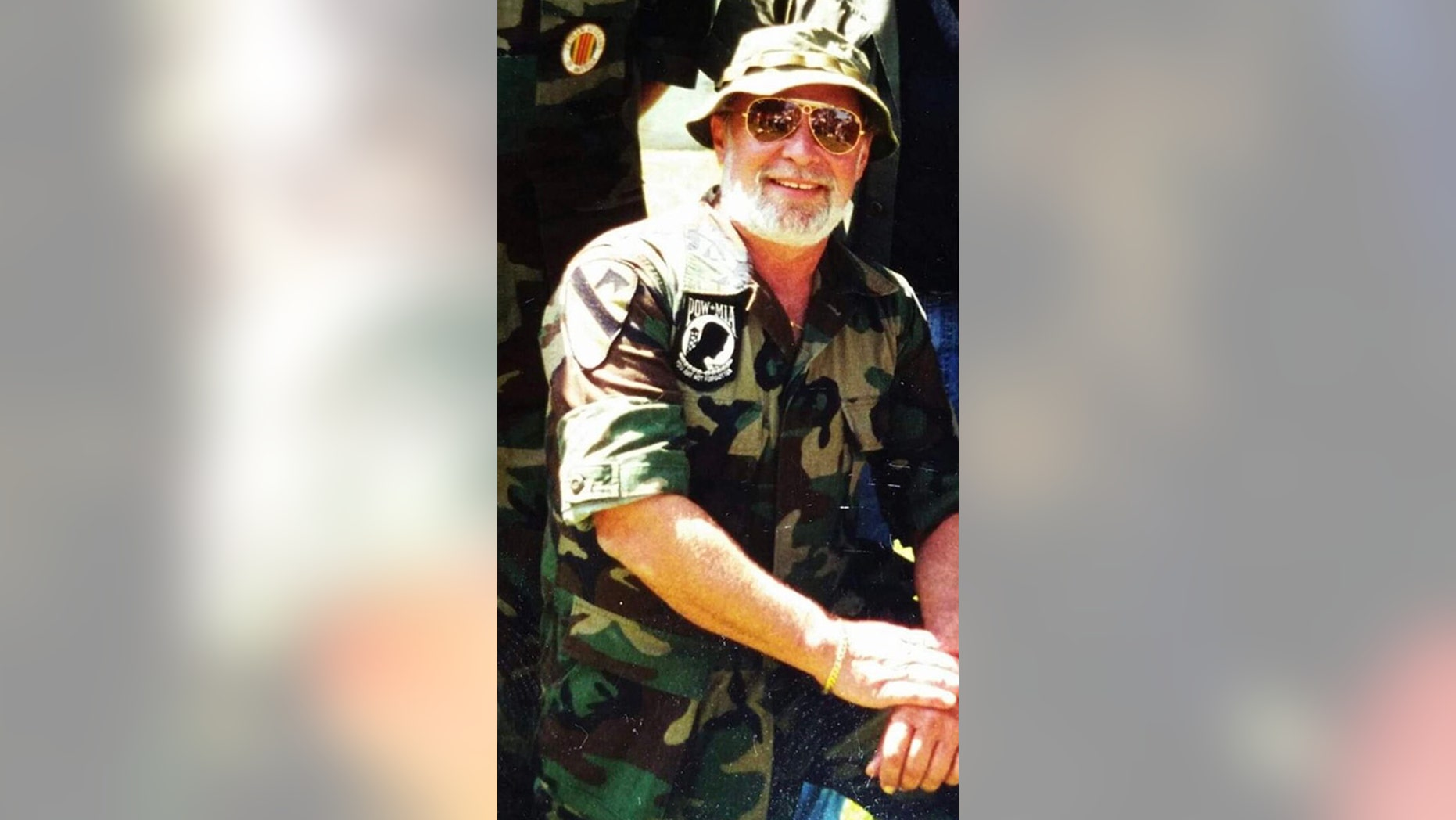 Duane Downey, a 71-year-old Vietnam war veteran who survived being shot seven times, died in a fire at his rural Georgia home