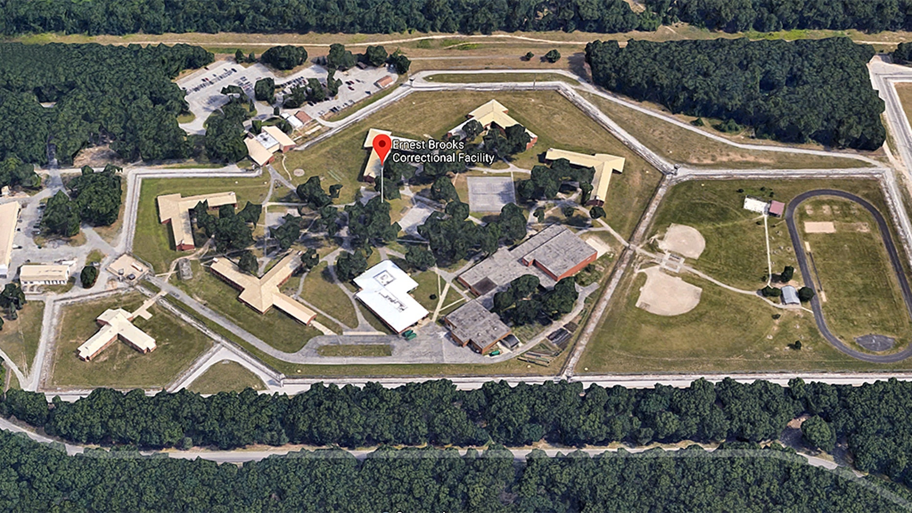 The unidentified guard was a 20-year veteran at Earnest C. Brooks Correctional Facility.
