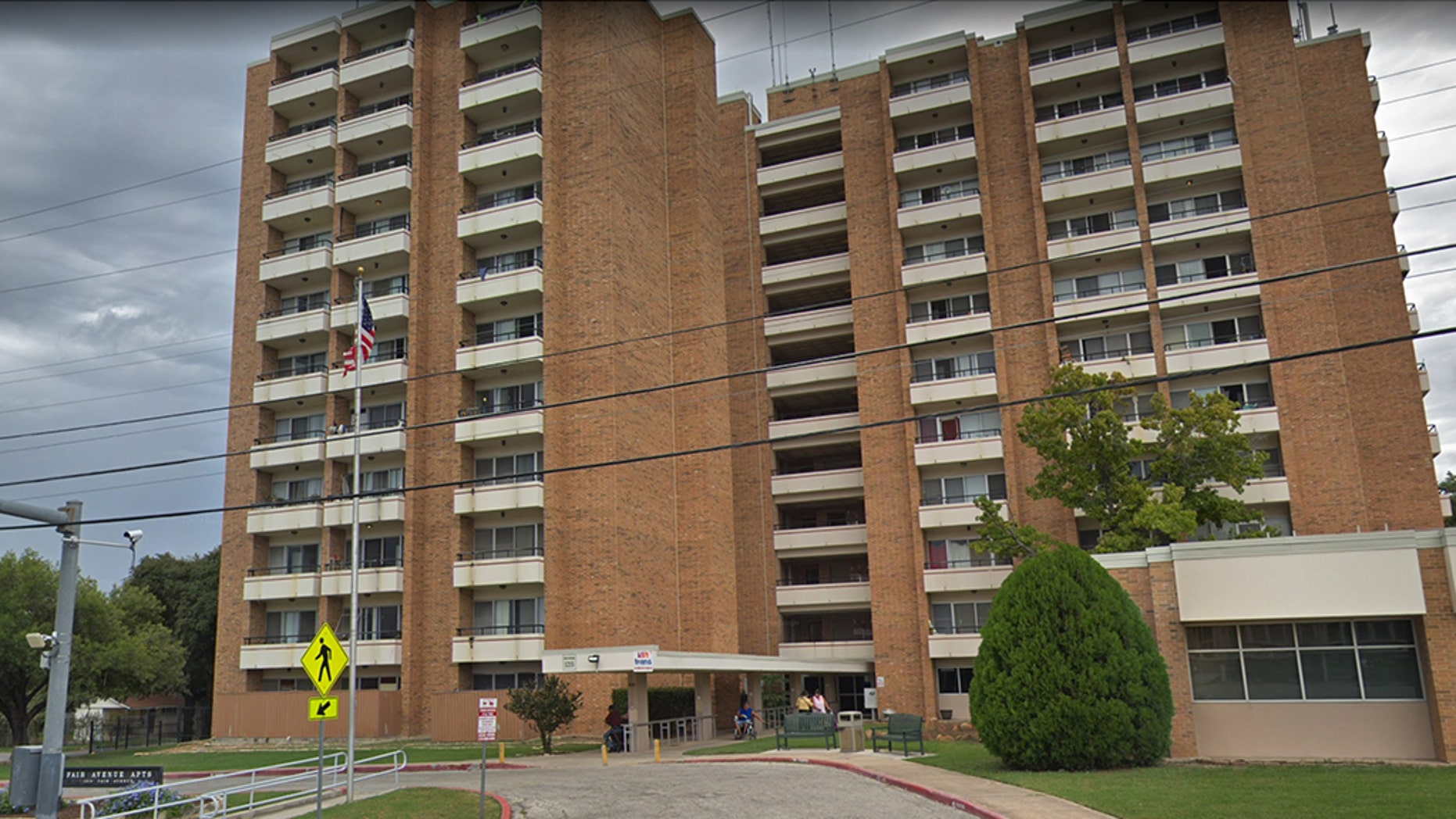 A grisly discovery -- a man's body in a closet -- was made in Texas on Thursday, authorities said.