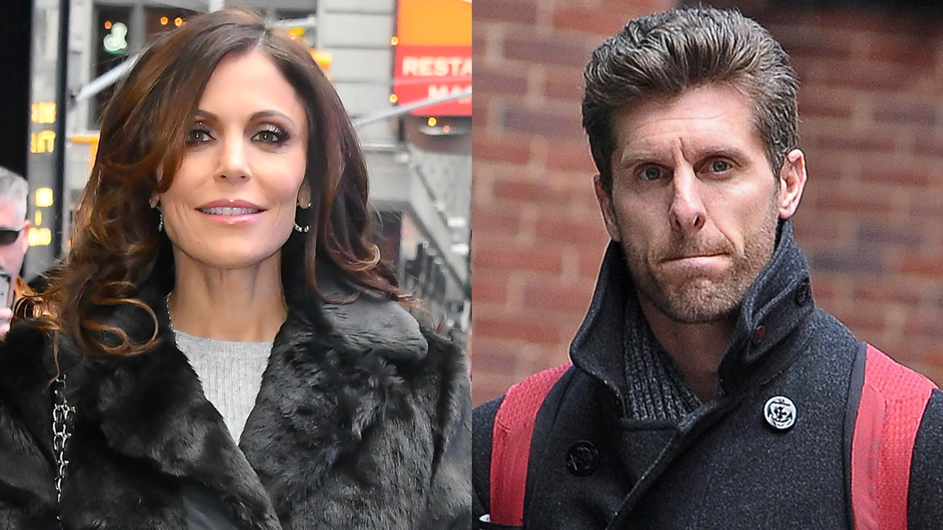Bethenny Frankel gave insight into what her past relationship with John Hoppy was like.
