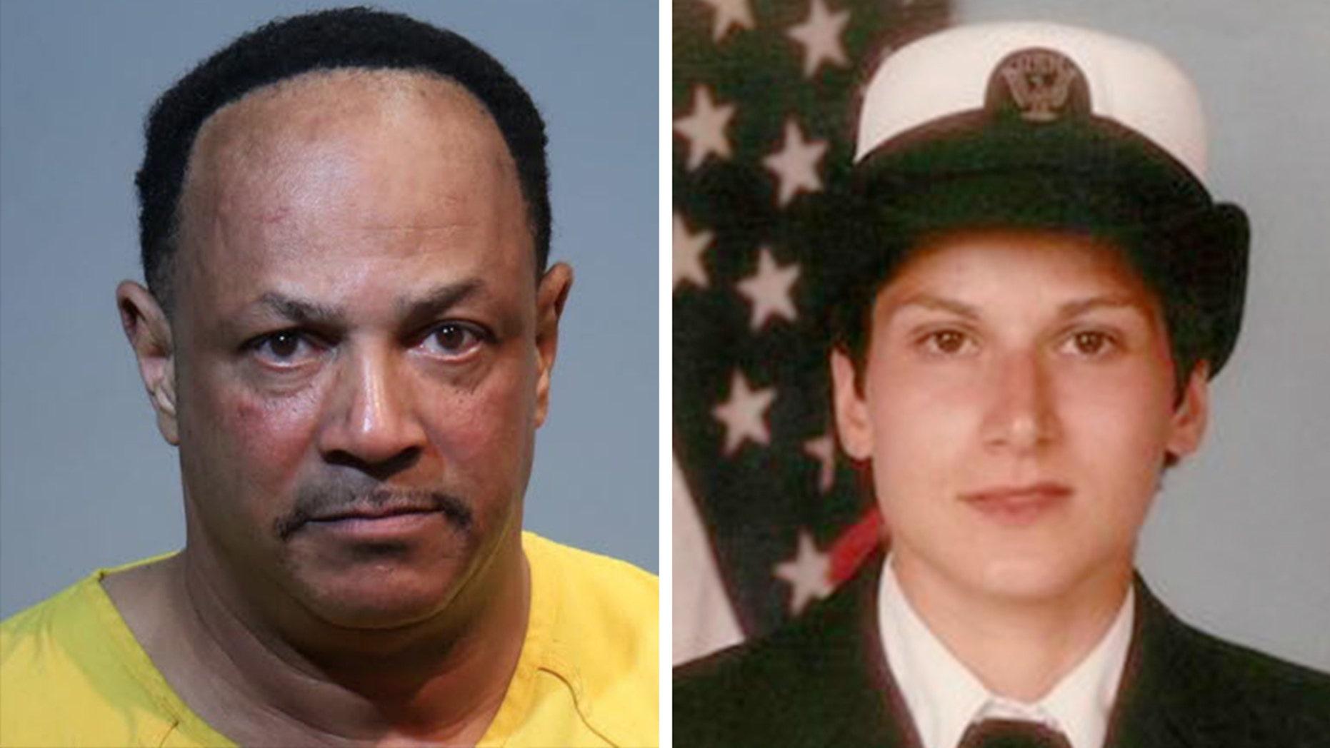 """Die Strafverfolgung in Florida gab am Donnerstag bekannt, dass ein Verdächtiger im Zusammenhang mit der jahrzehntealten Ermittlungen gegen einen Rekruten der Navy, der """"geschlagen und erdrosselt"""" wurde, festgenommen wurde."""