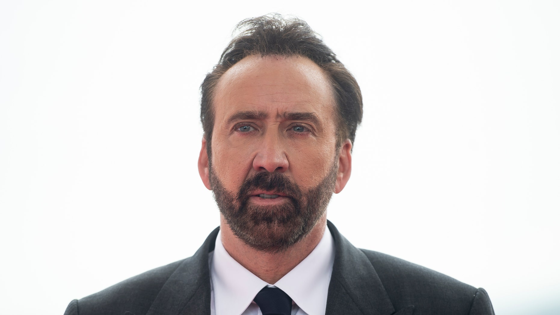 Nicolas Cage files for annulment four days after apparent wedding
