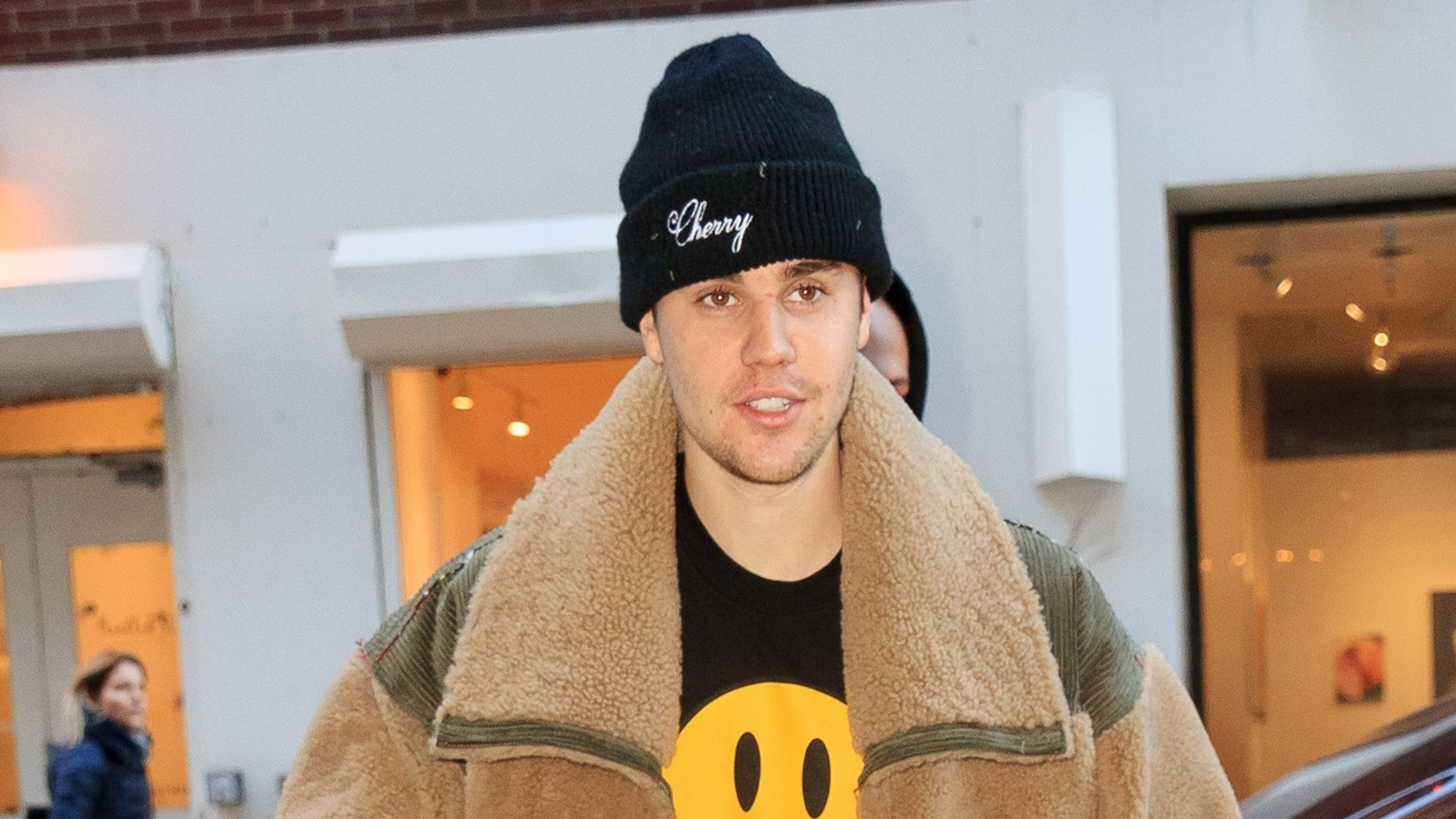 Justin Bieber suggested he's been struggling a lot lately.