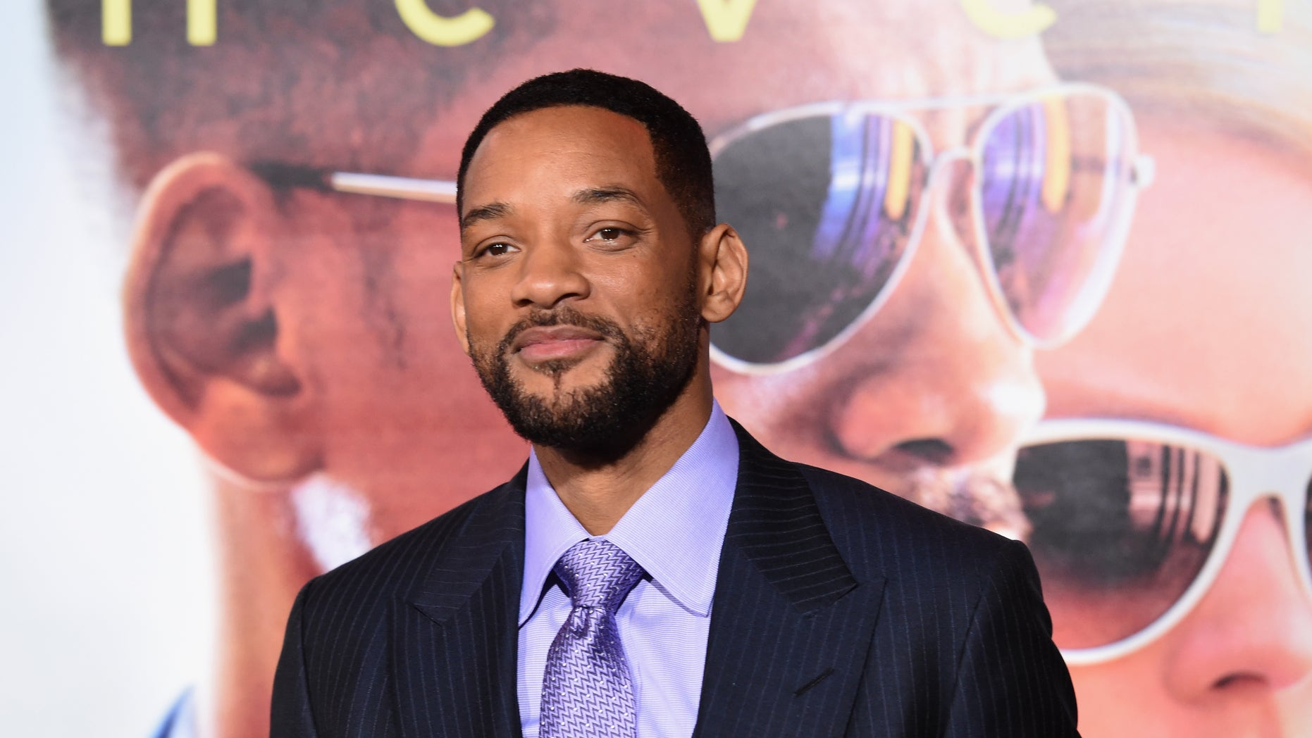 Actor Will Smith caught some negative attention over his latest film project.
