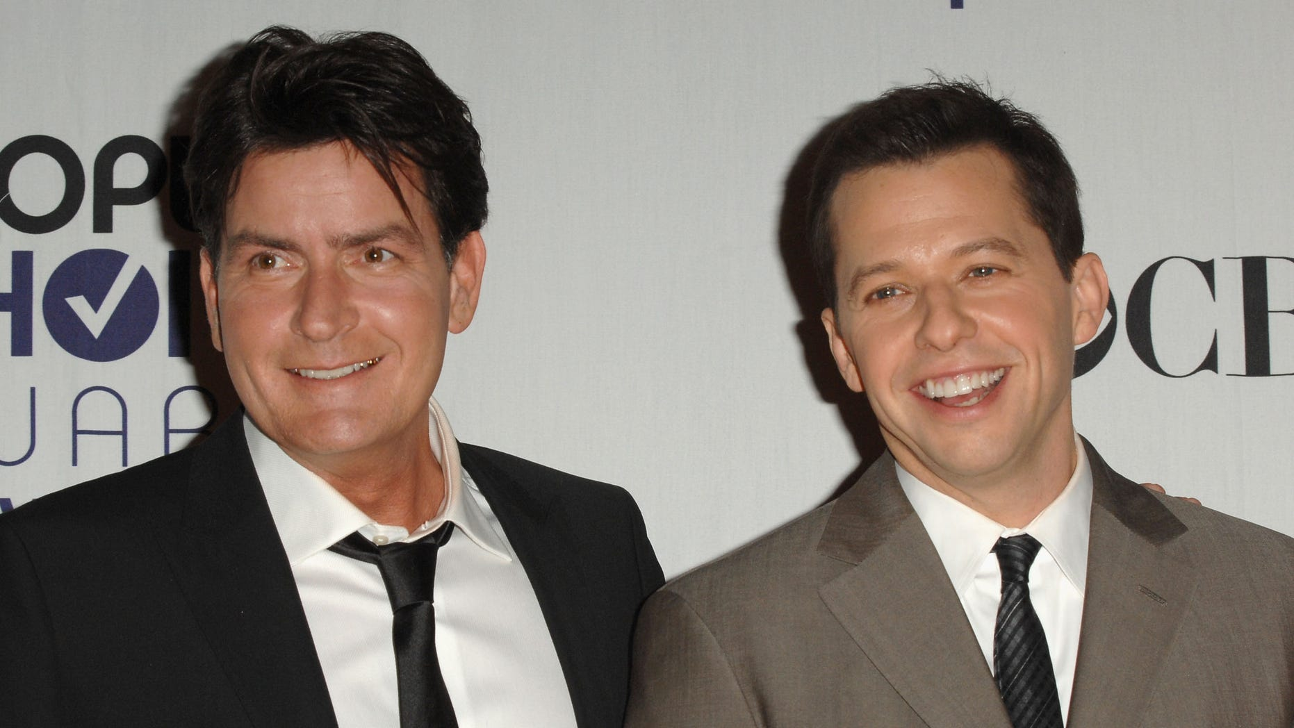 'Two and a Half Men' star Jon Cryer opened up about what it was like working with Charlie Sheen on the hit sitcom.