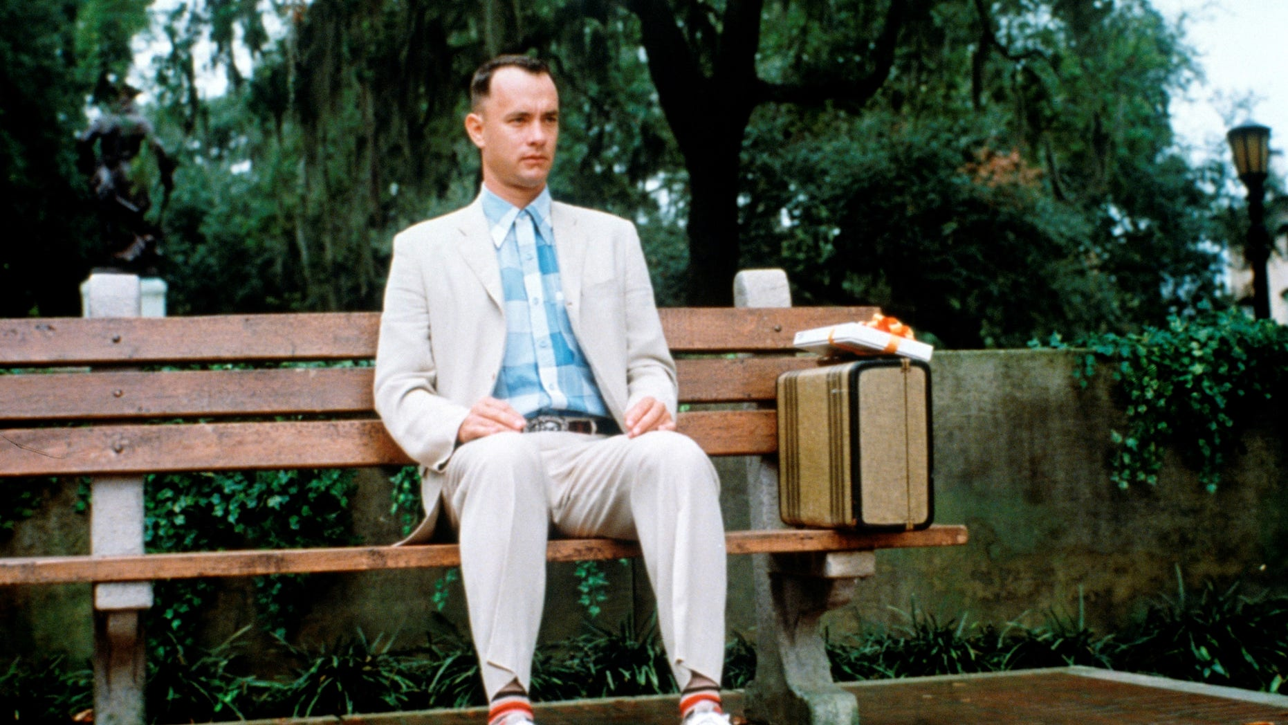 """Forrest Gump"" sequel was scrapped after the 9/11 terror attacks."
