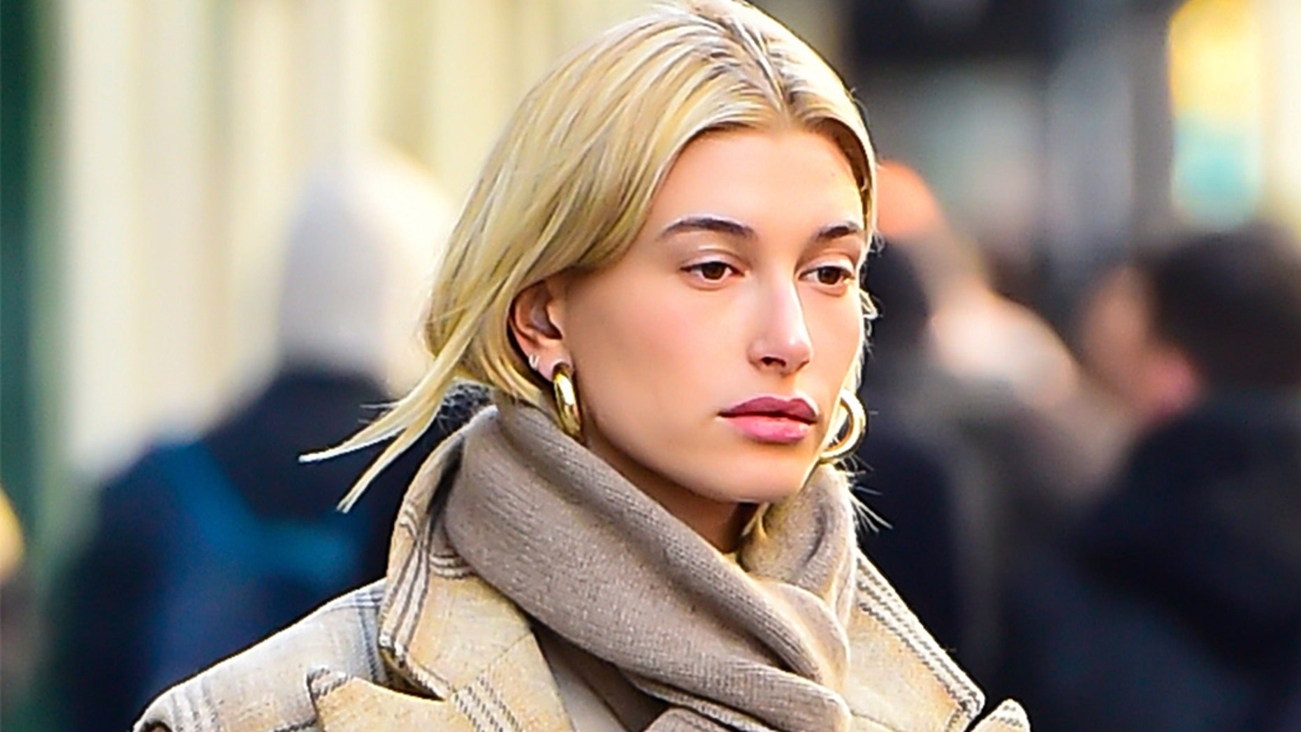 Justin Bieber's spouse Hailey Baldwin flaunts attractive legs in cheeky bottomless get-up