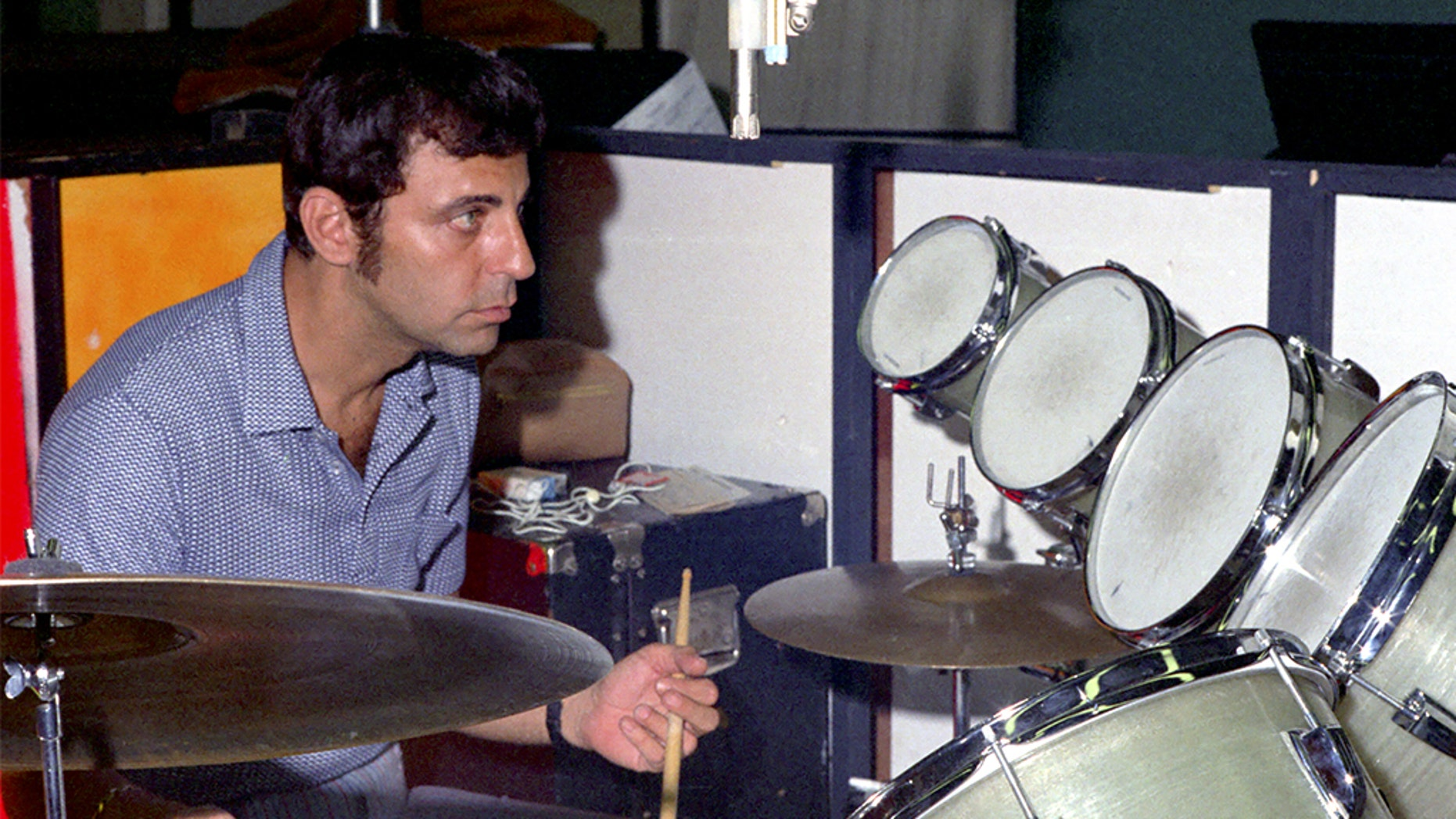 Drummer Hal Blaine died of natural causes on Monday at his Palm Desert, Calif. home. He was 90. 
