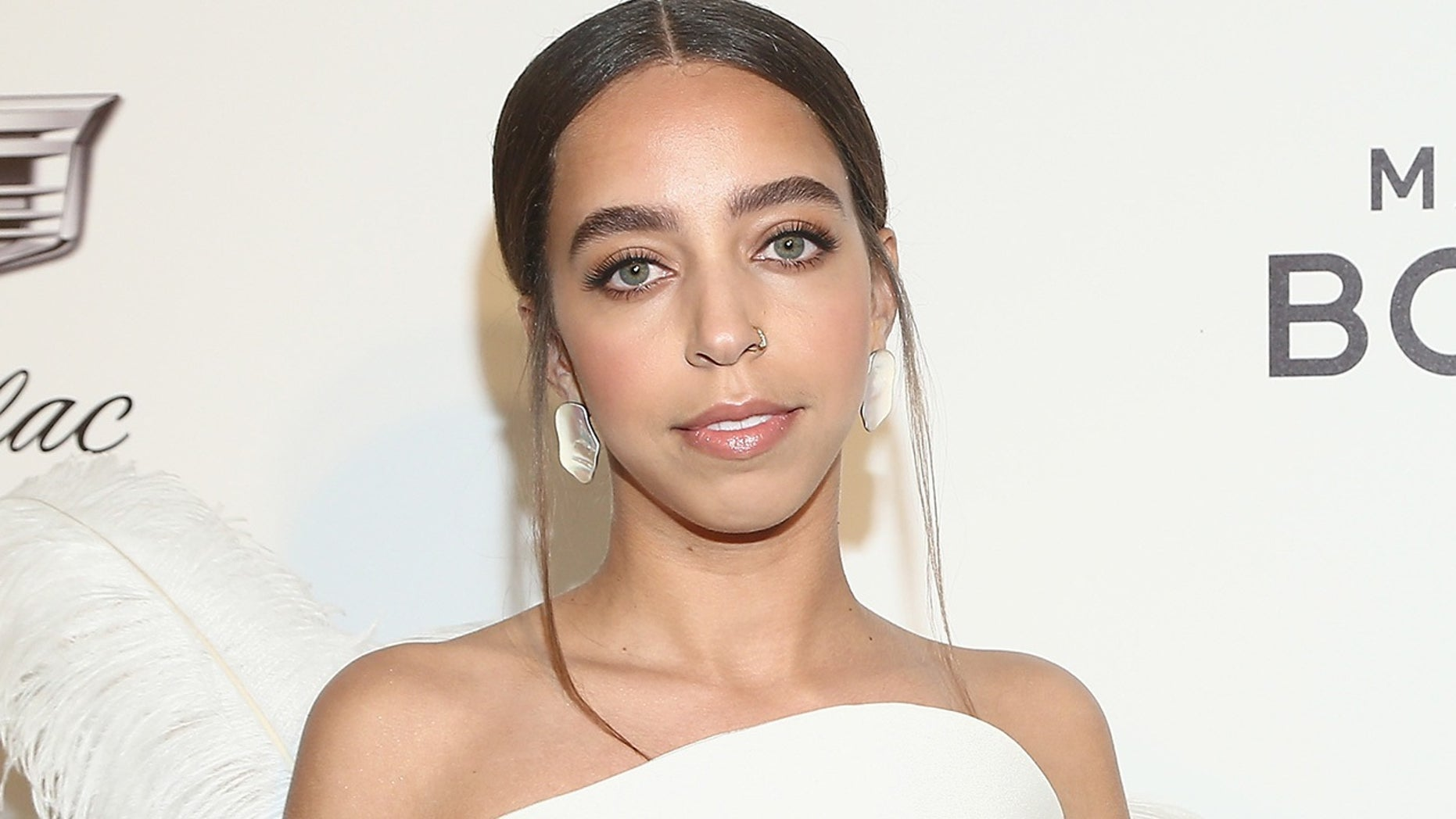 Actress Hayley Law attends IMDb LIVE At The Elton John AIDS Foundation Academy Awards® Viewing Party on February 24, 2019 in Los Angeles, California.