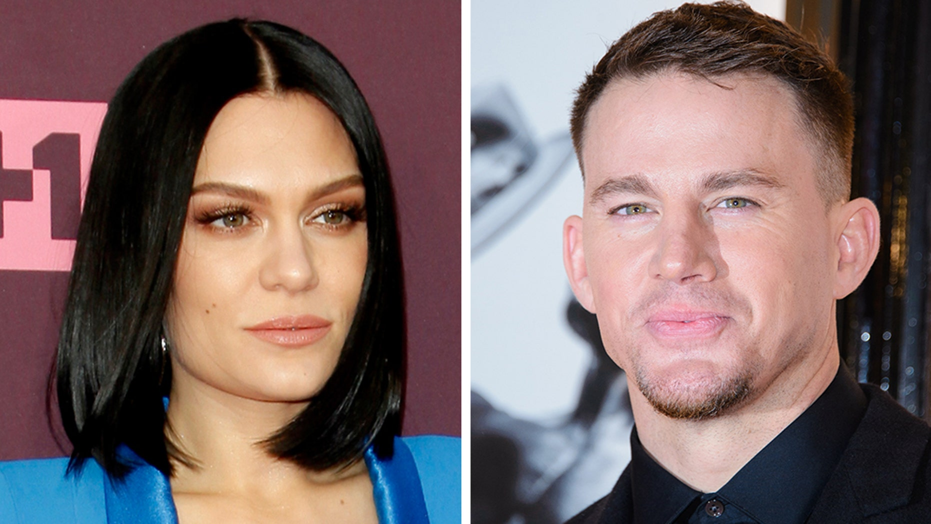 "Channing Tatum to Instagram to wish girlfriend Jessie J a ""happy birthday."""