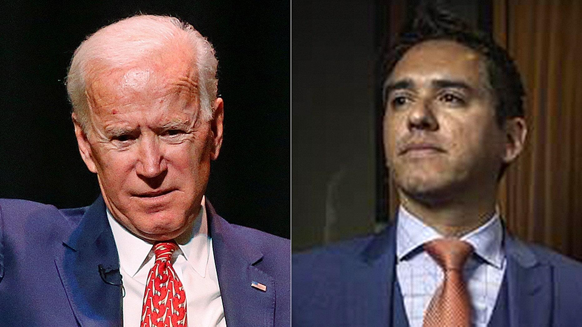 Joe Biden; Cristobal Alex