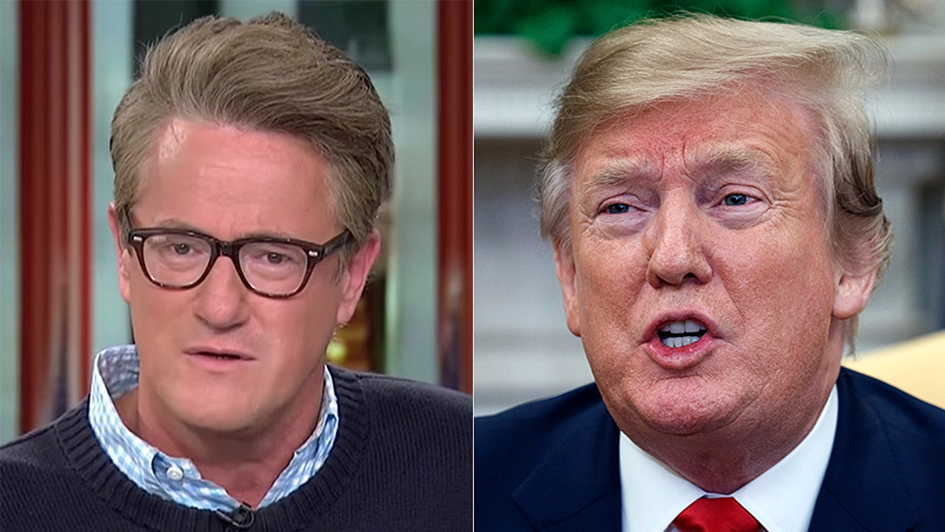 Joe Scarborough slammed Trump during 'Morning Joe,' saying the president is the antithesis of biblical teachings.