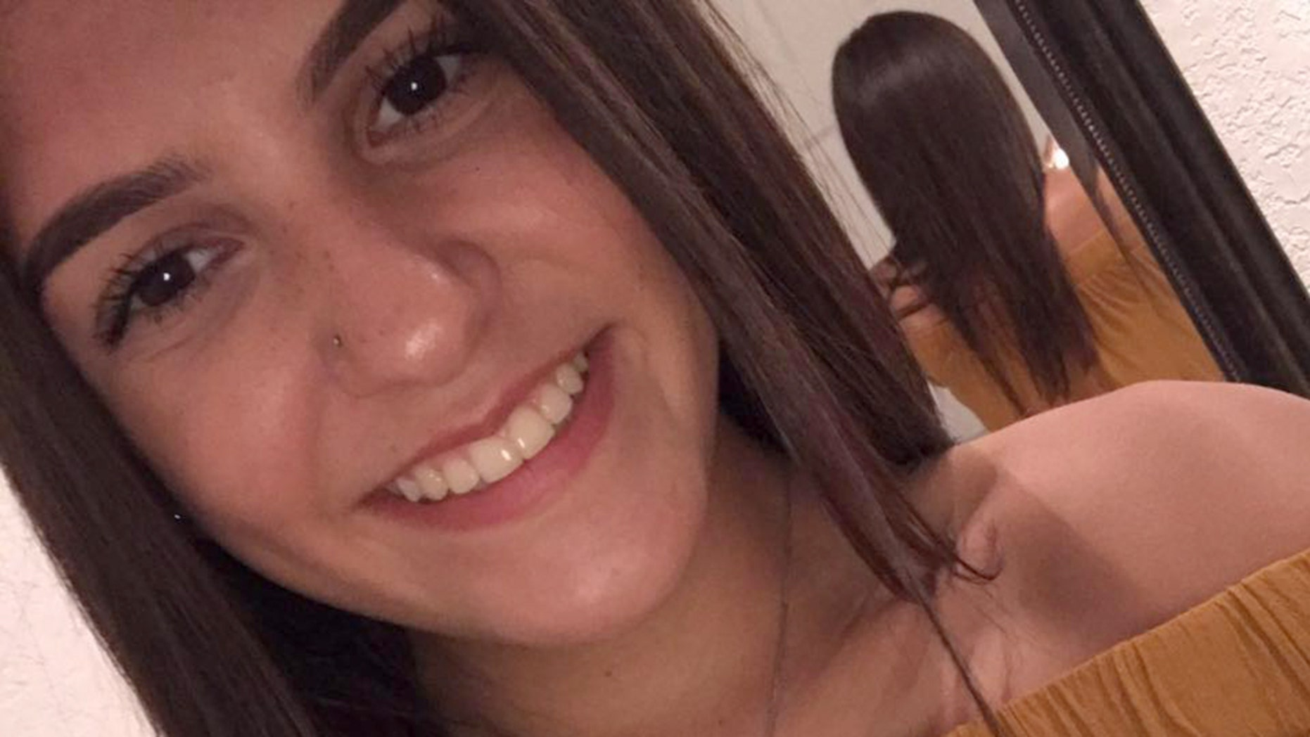 Kaitlin Leonor Castilleja was stabbed to death by a 16-year-old girl who she attended high school with before graduating last year. Her family said she was feuding with the stabbing suspect before her death.