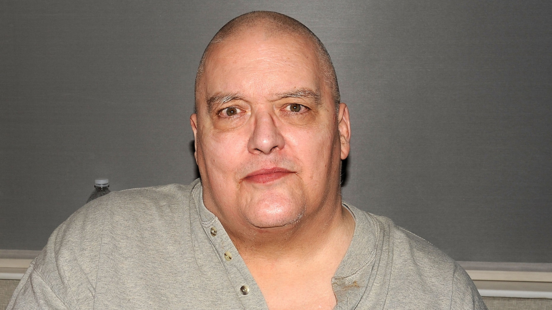 PARSIPPANY, NJ - OCTOBER 28: King Kong Bundy (Christopher Alan Pallies) attends Chiller Theater Expo Winter 2017 at Parsippany Hilton on October 28, 2017 in Parsippany, New Jersey. (Photo by Bobby Bank/Getty Images)