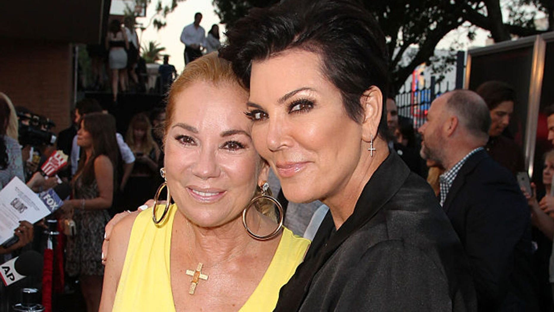Kathie Lee Gifford reportedly once opened up her wallet to help out pal Kris Jenner.