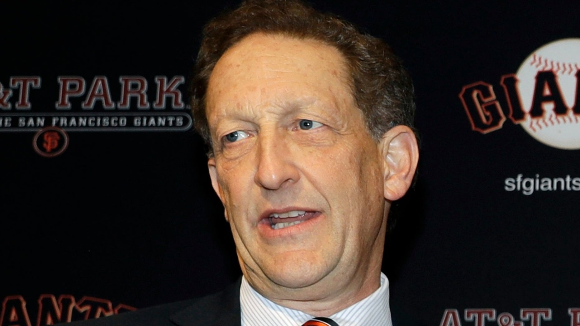 Major League Baseball has suspended San Francisco Giants President and CEO Larry Baer without pay until July 1 in response to a video released earlier this month showing him in a physical altercation with his wife.