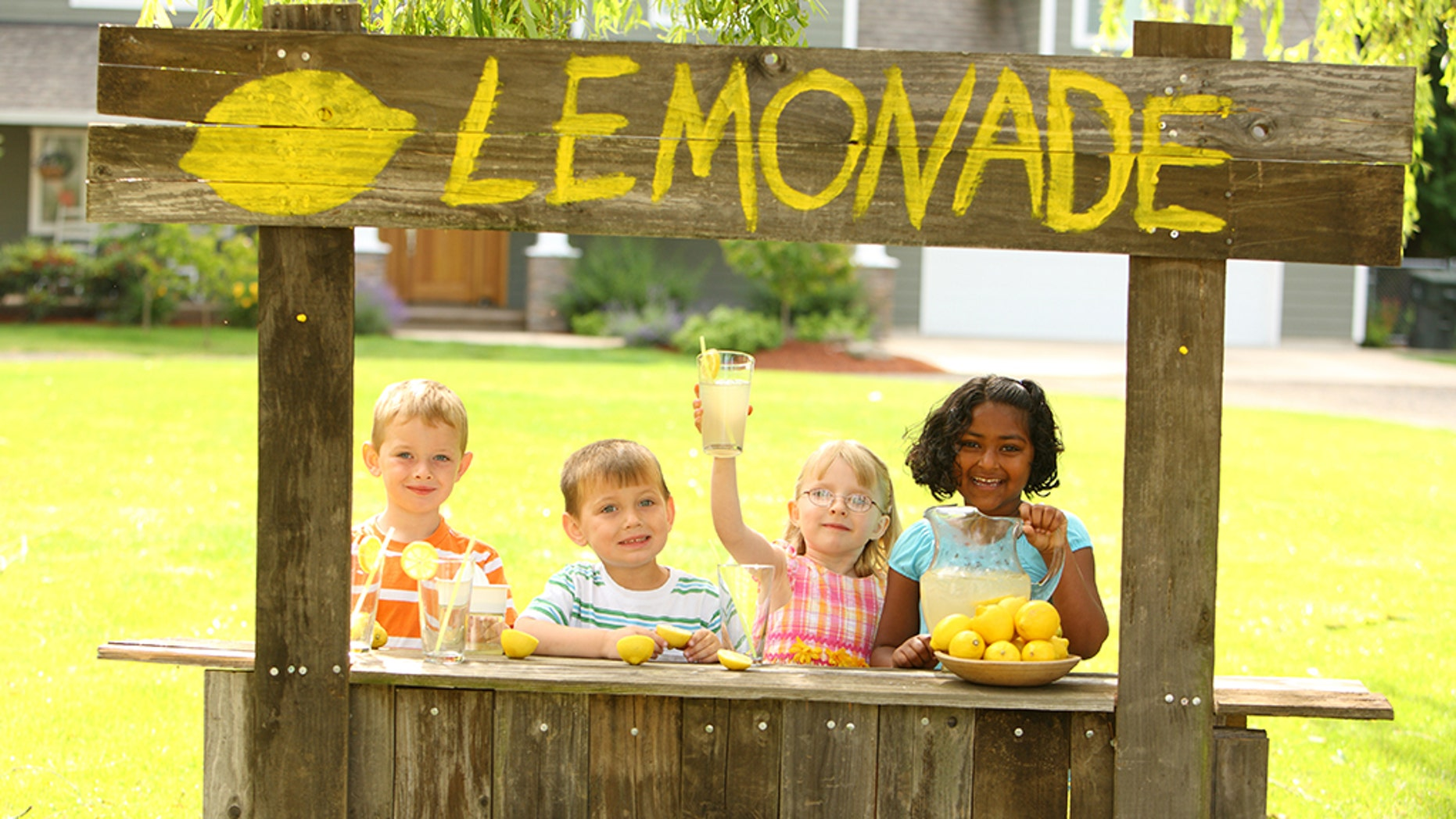 =The Texas House of Representatives on Wednesday passed a bill that would legalizelemonade stands run by children.