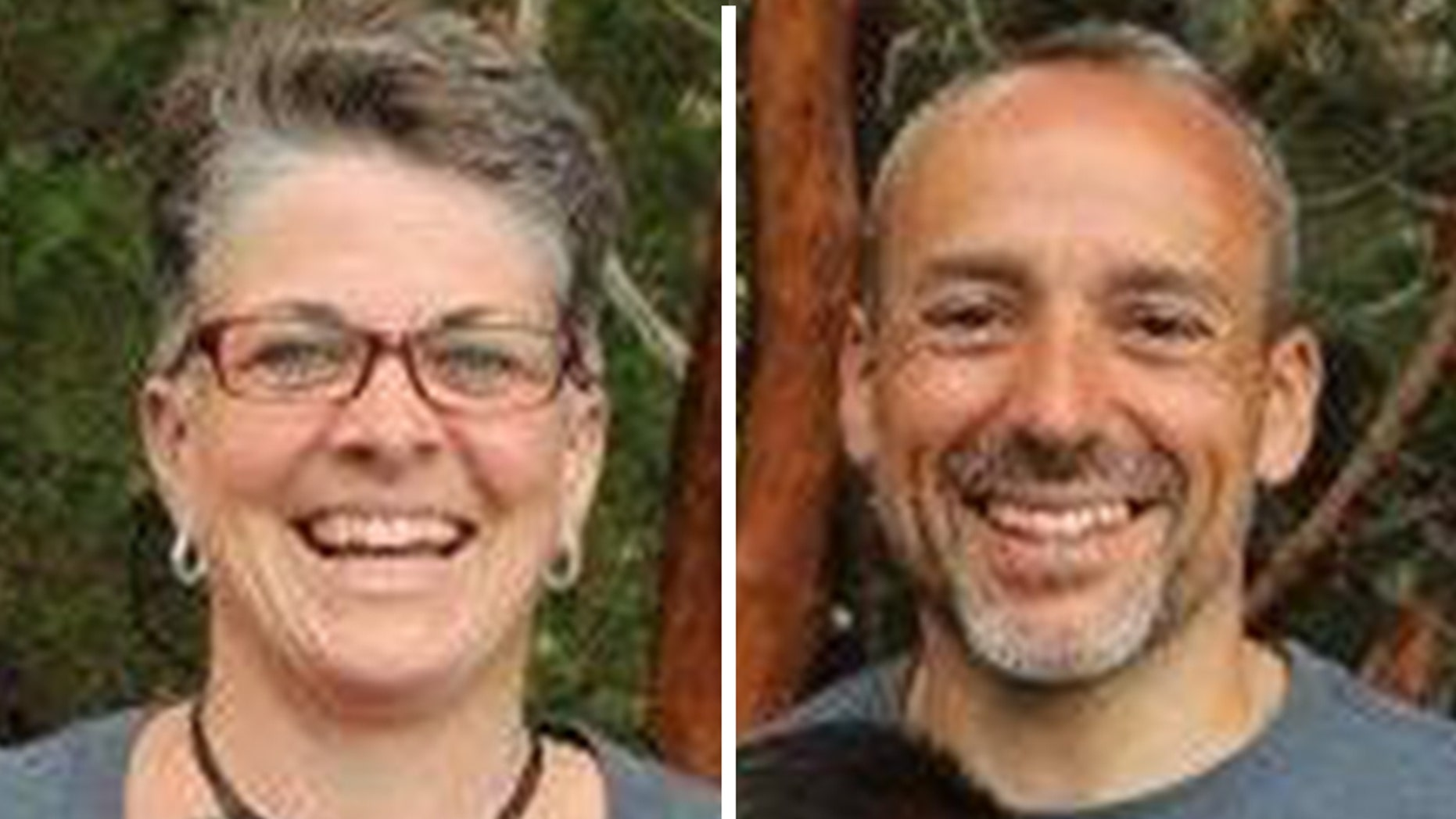 Lizette Eckert, 50, and James Eckert, 48, were pronounced dead after police found them shot in a New Hampshire home.