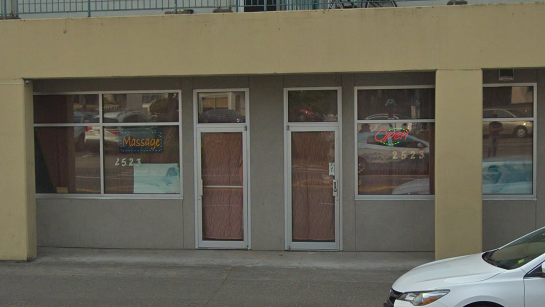 """26 women were freed from massage parlors in the Seattle area. One storefront was known as """"Magic Touch"""" to those soliciting sex and was on the police radar."""