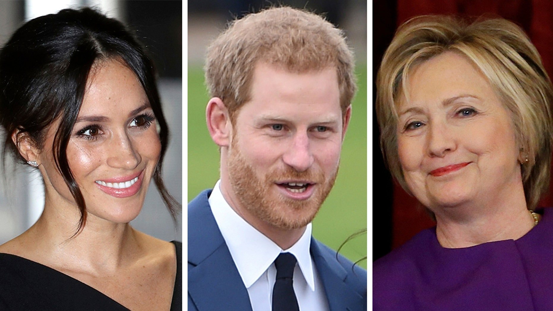 Meghan Markle and Prince Harry have hired Hillary Clinton's former presidential campaign senior adviser to head their communications team. (AP/Reuters, File