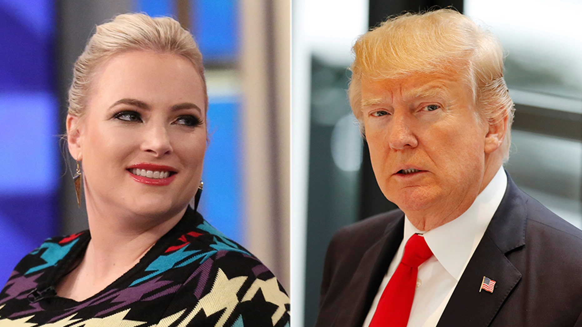 Meghan McCain has slammed Donald Trump over the president's recent attacks on her late father.