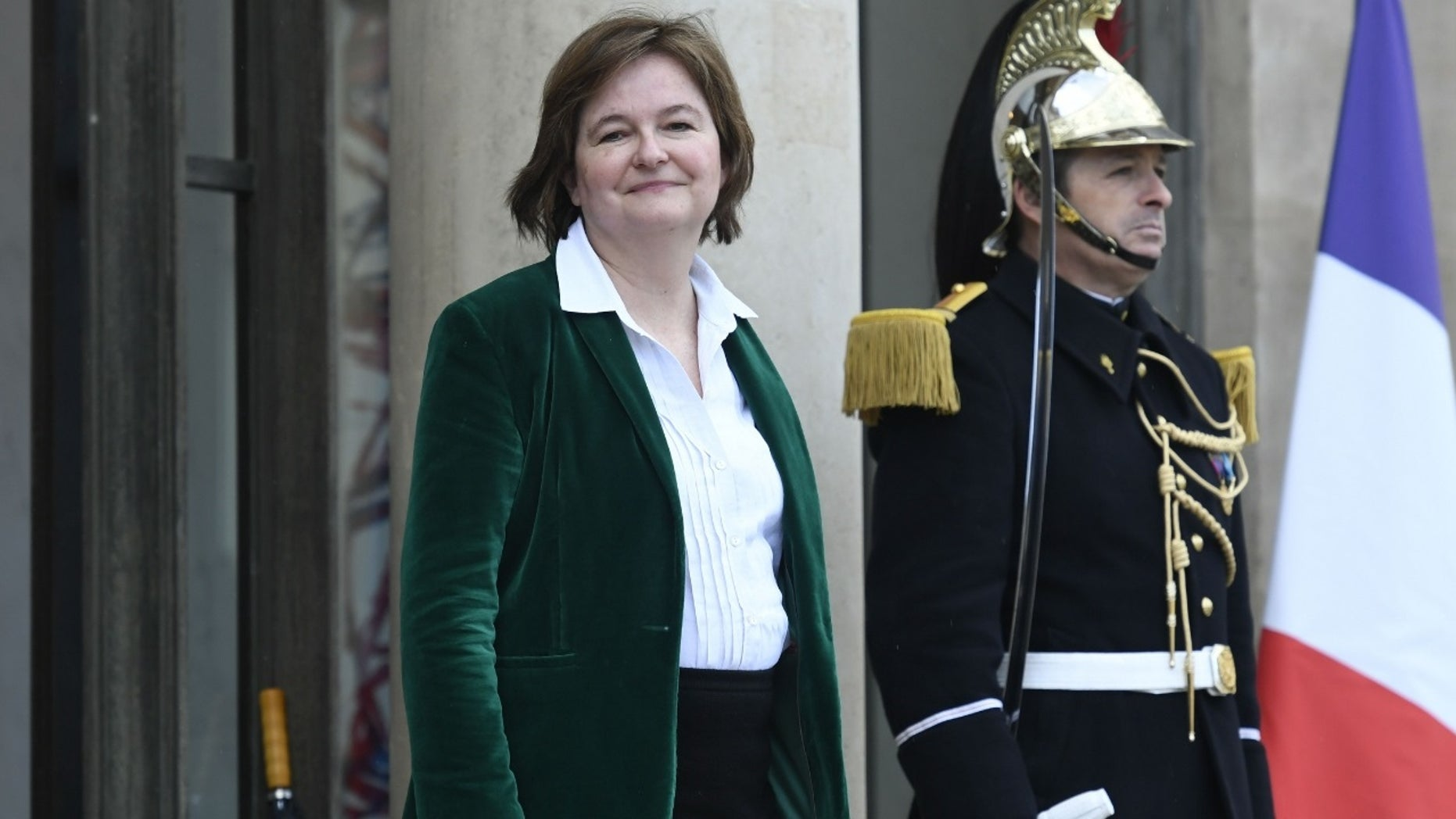 Nathalie Loiseau, France's minister for European Affairs, revealed that she named her cat Brexit because the animal is often indecisive, a report said.