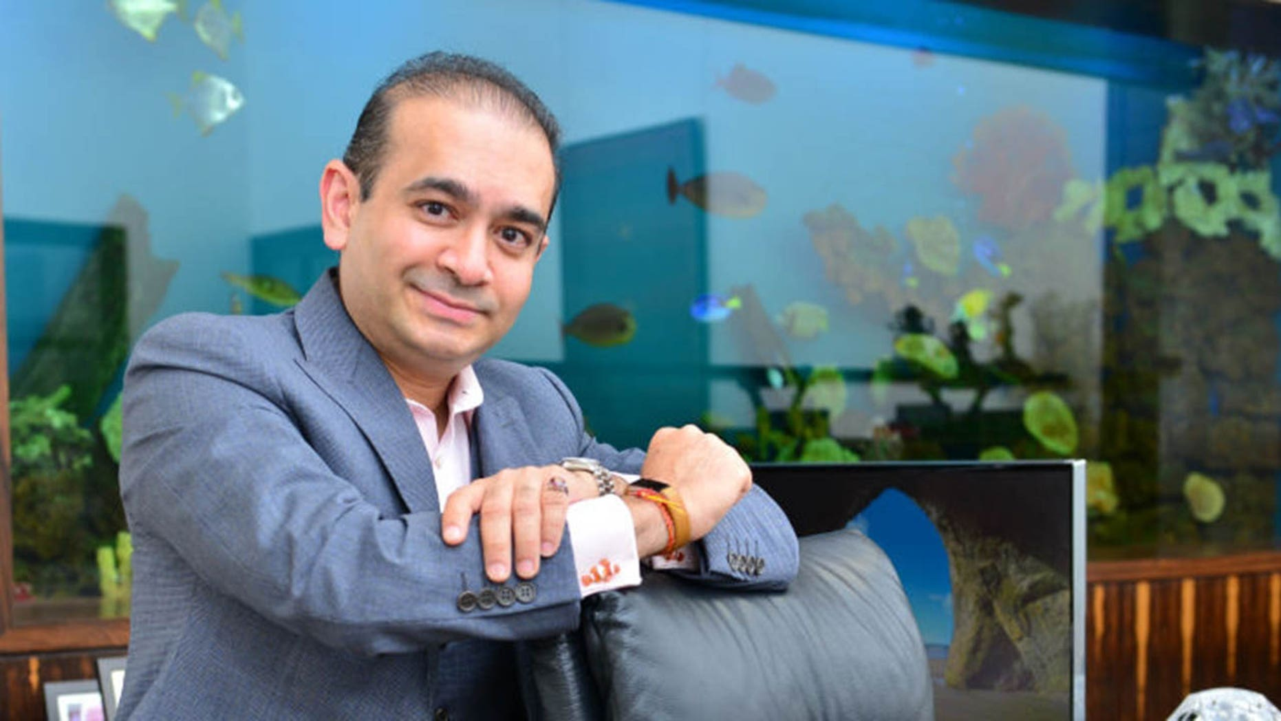 Nirav Modi: Billionaire jeweller arrested in London over India's biggest banking fraud