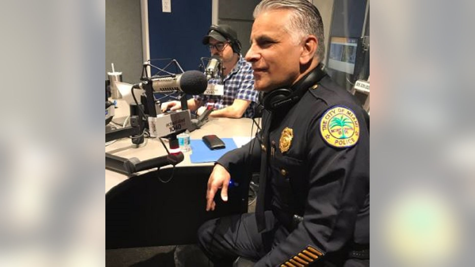 Miami Police Chief Jorge Colina publicly opposed an anti-sanctuary state bill during a Friday radio interview.