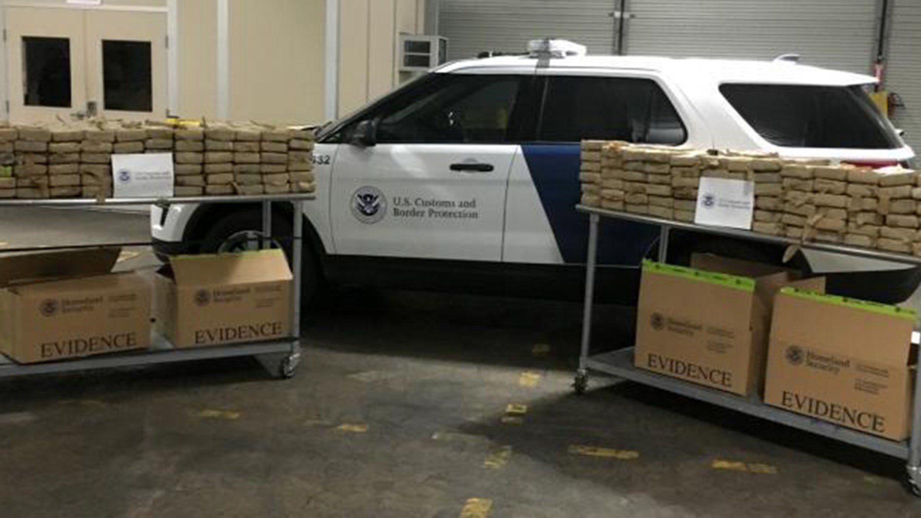 Authorities made a hefty $38 million cocaine seizure on Tuesday that was the largest for the Customs and Border Protection (CBP) Area Port of Philadelphia in more than two decades, officials said.