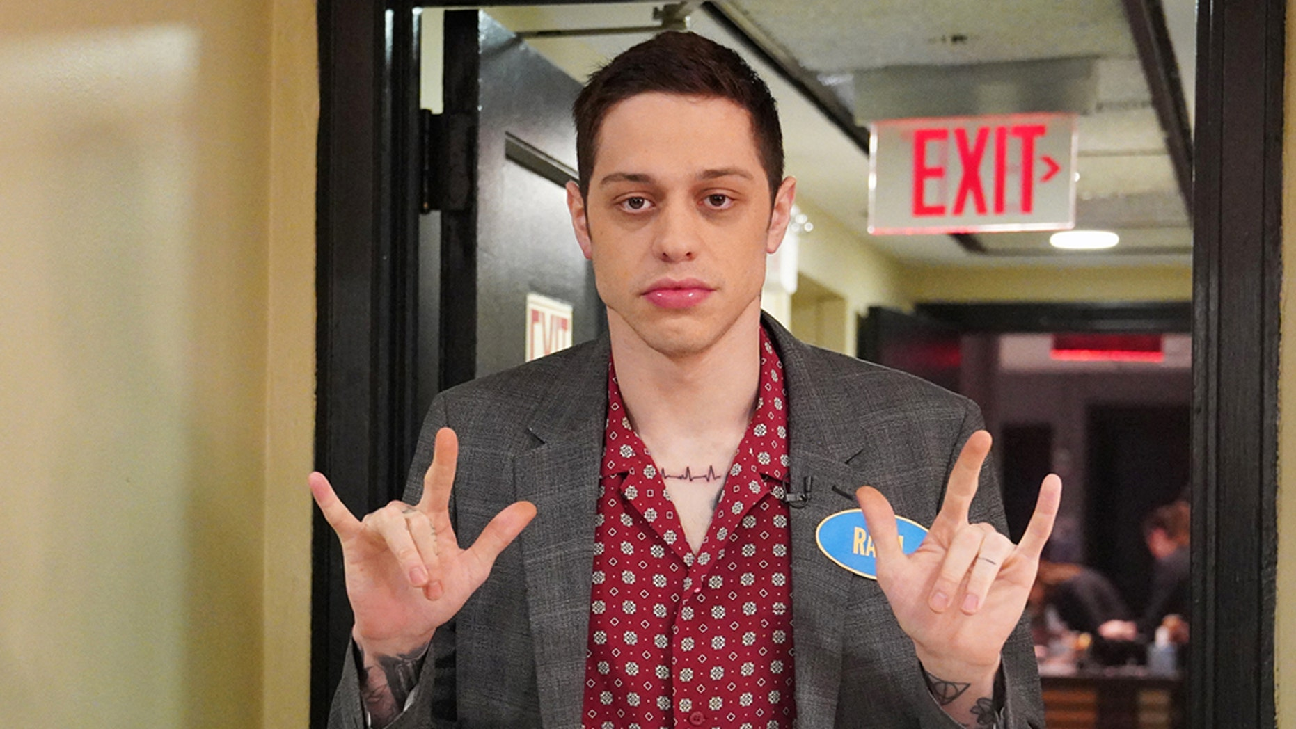 Pete Davidson is no stranger to the tattoo parlor.