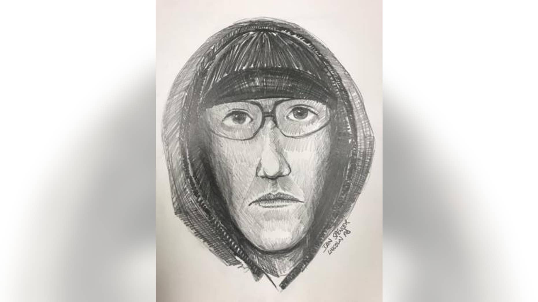Police are looking for asuspect in his 20s who stabbed a man outside of Boston. The suspect may be linked to a second, similar attack.