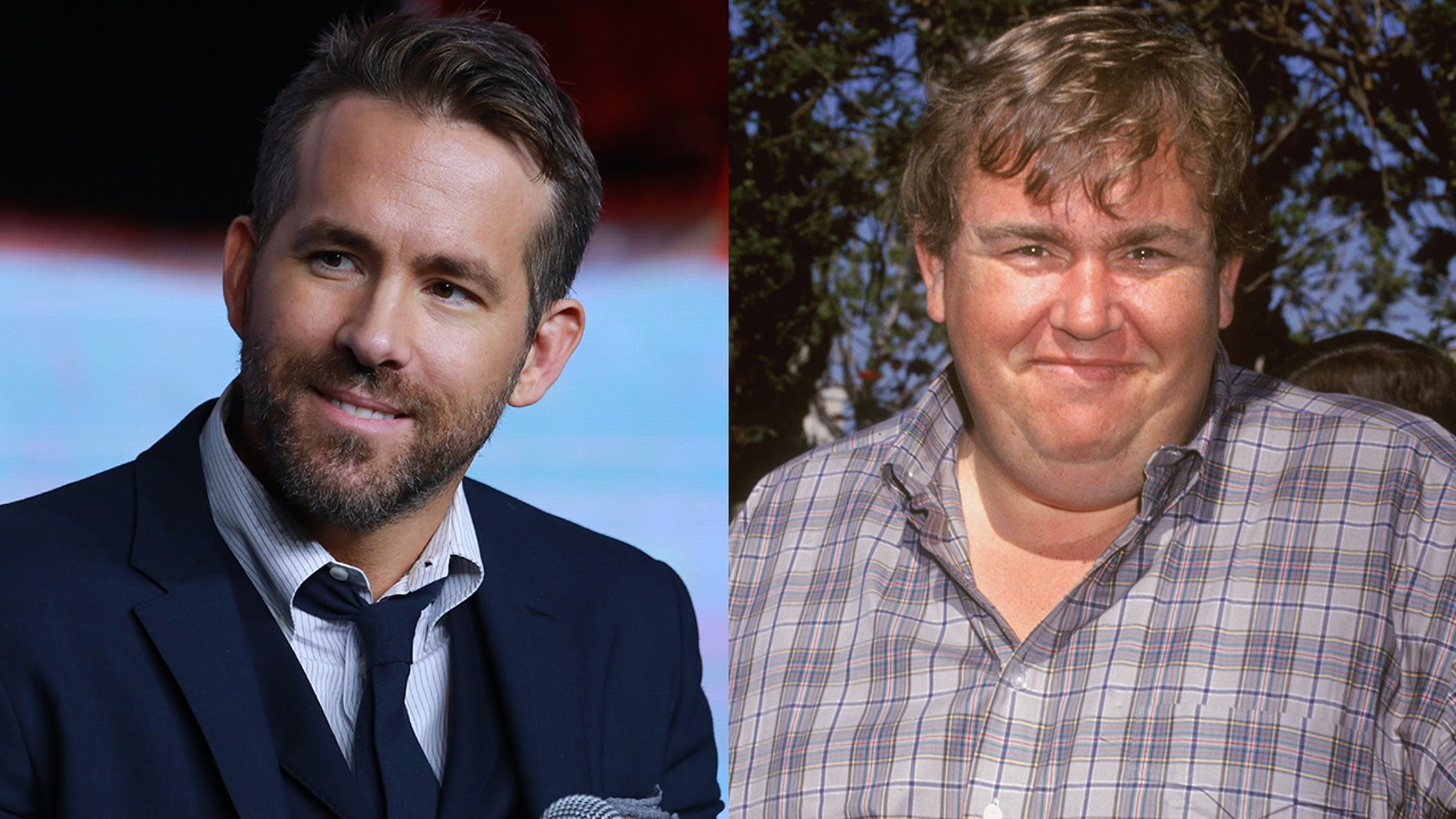 Ryan Reynolds shared a tribute to the late John Candy on social media.