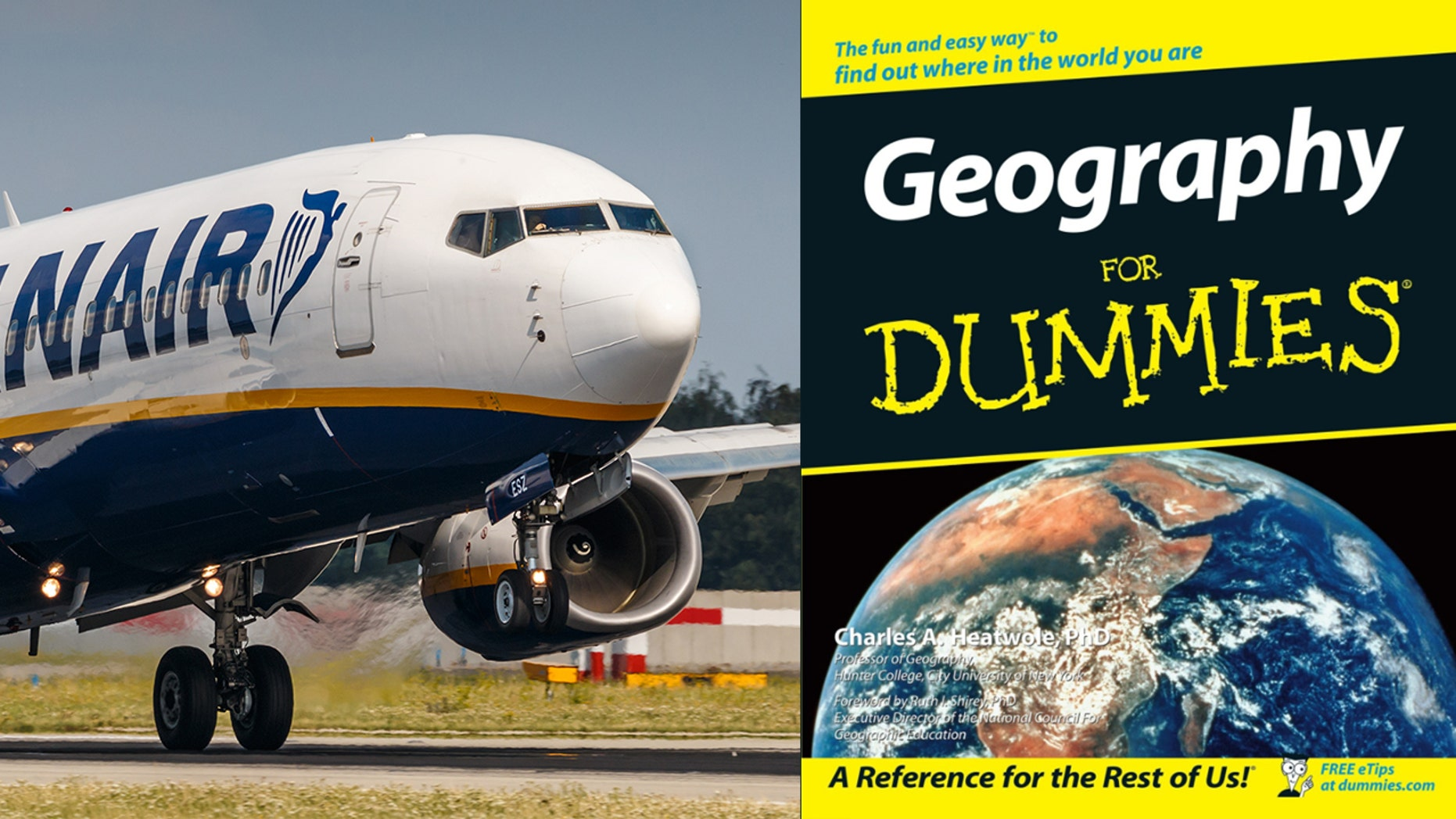Ryanair is taking a bit of flak for attempting to troll British Airways over BA's mistaken flight plan.<br>