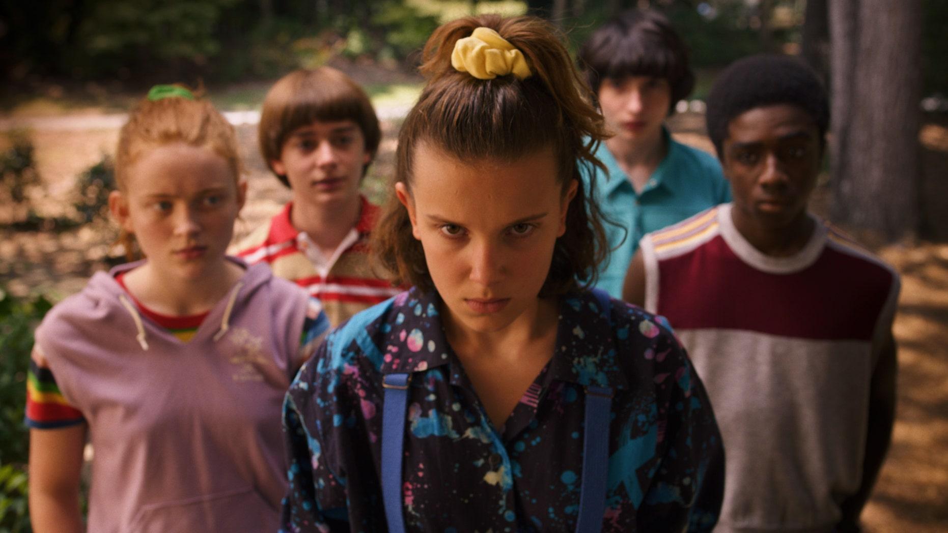 "Season 3 of ""Stranger Things"" arrives on Netflix on July 4."