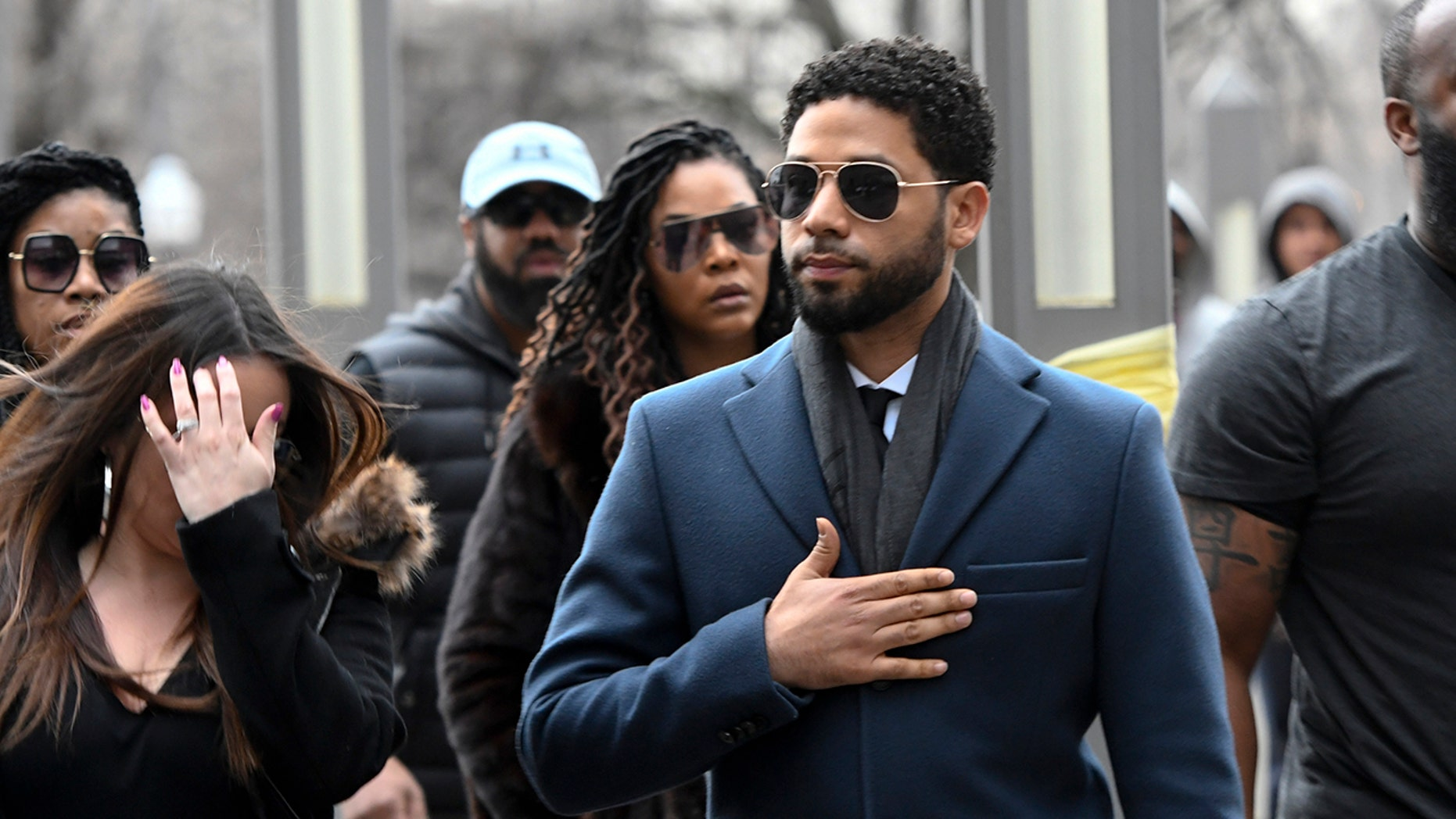 The moral of the case of Jussie Smollett is that another, well networked celebrity skater gets along without regret. (Associated Press)