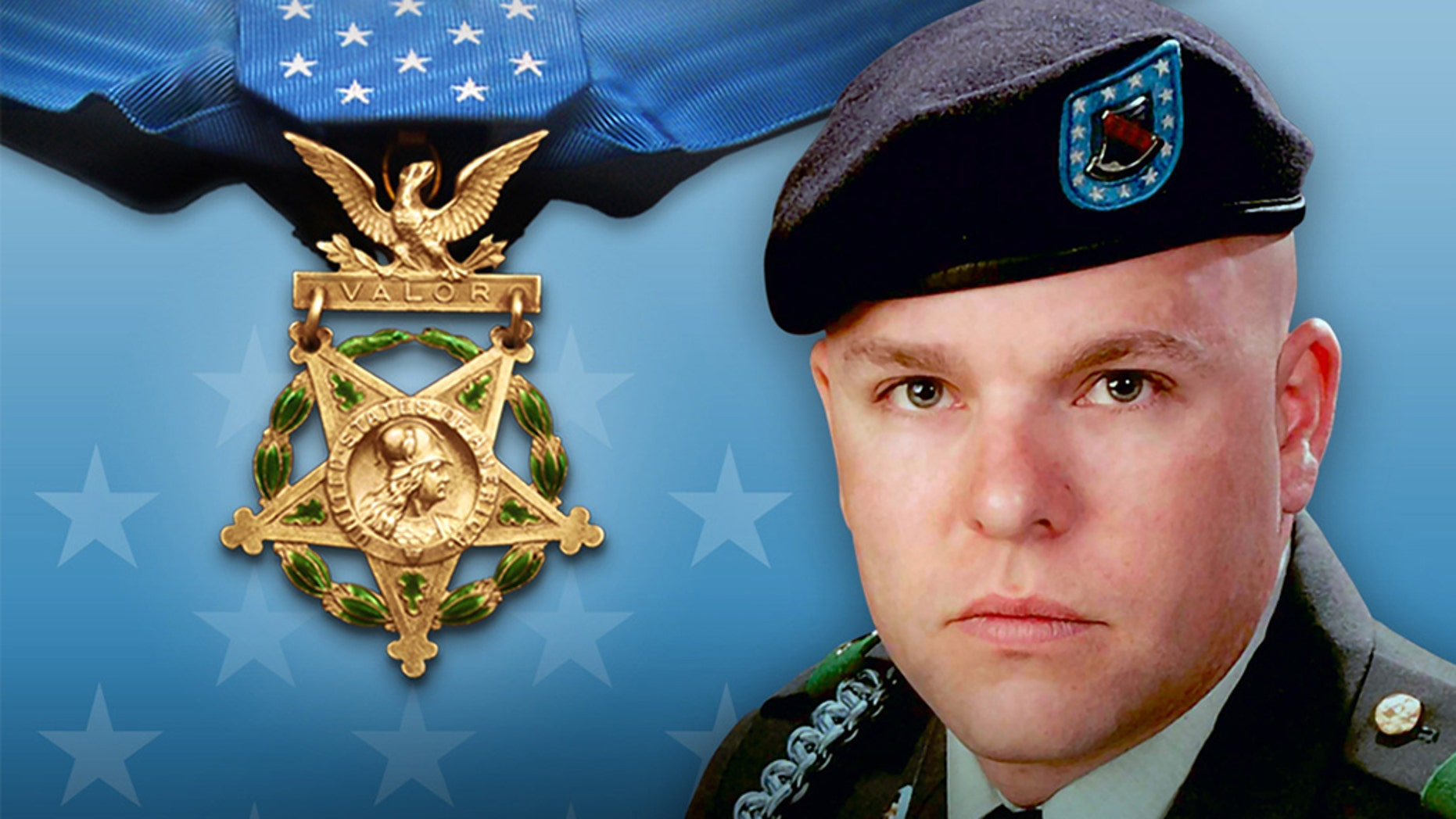 Staff Sgt. Travis W. Atkins will be posthumously awarded the Medal of Honor for his heroic actions on June 1, 2007, while his unit -- Delta Company, 2nd Battalion, 14th Infantry Regiment, 2nd Brigade Combat Team -- conducted route clearance southwest of Baghdad. (U.S. Army)
