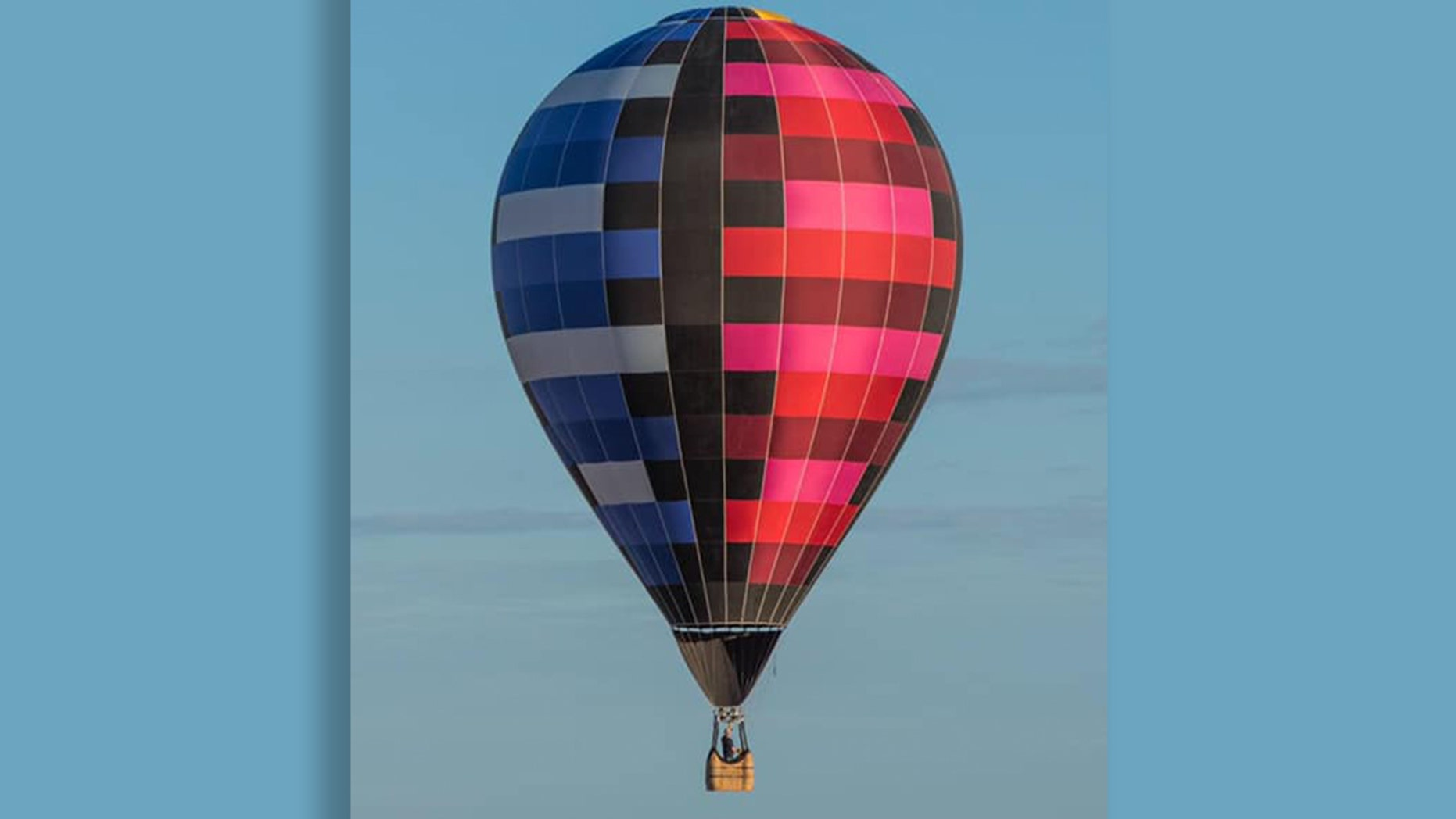 A hot air balloon reported stolen from Indiana was recovered by police in Florida after it was spotted at a hot air balloon festival, according to police.