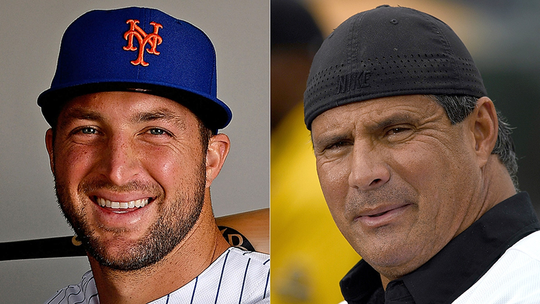 Could Jose Canseco help Tim Tebow crush dingers?