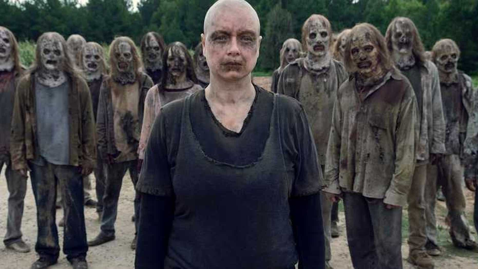 Amc The Walking Dead