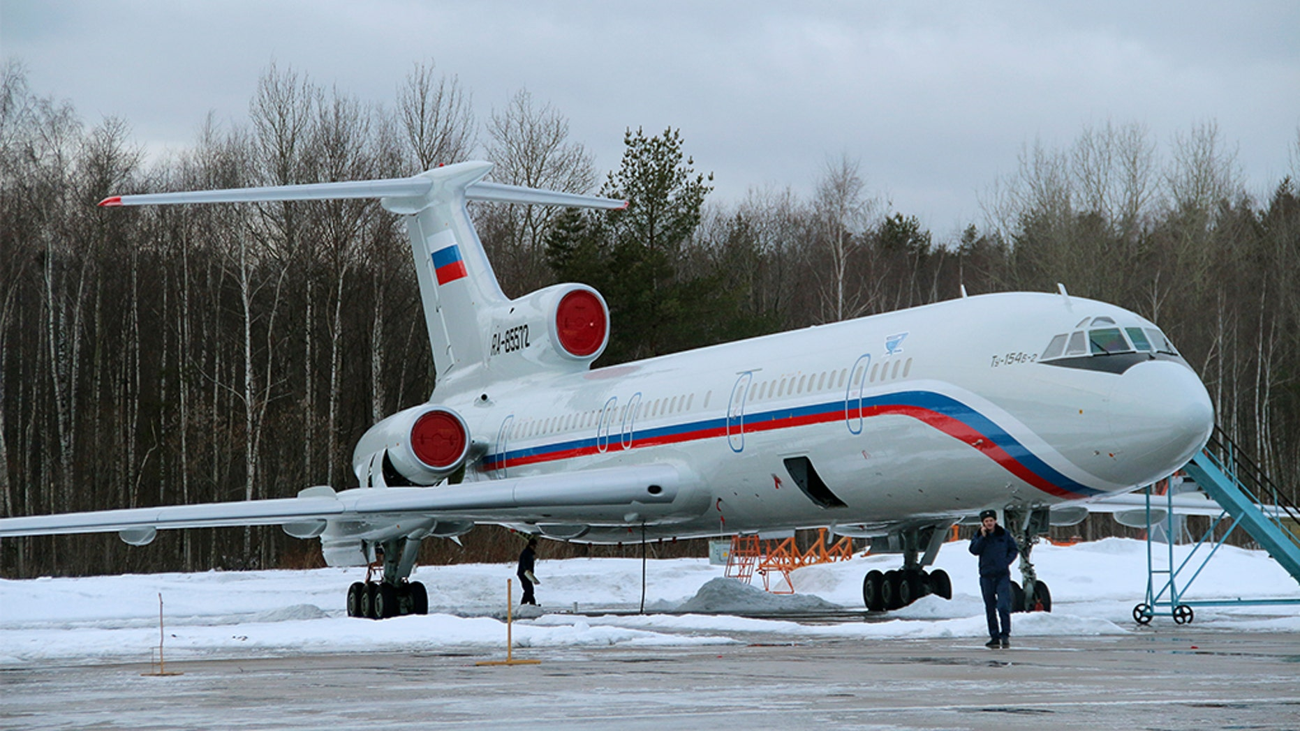 Russian reconnaissance aircraft will fly over parts of the United States this week through Saturday as part of obligations for the Treaty on Open Skies, U.S. officials said. (REUTERS/Dmitry Petrochenko)