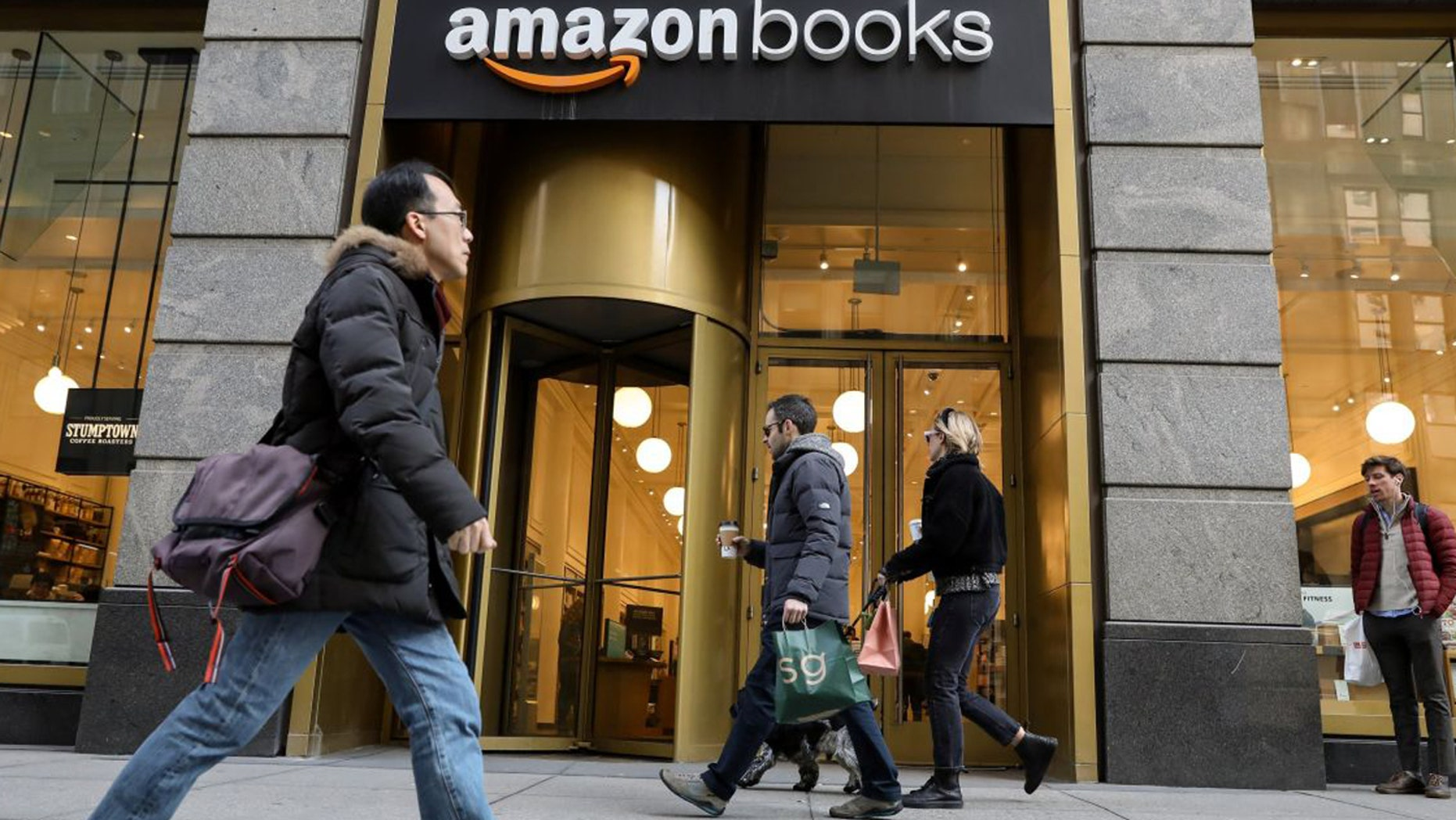 Amazon is branching out into a range of bricks-and-mortar spaces. (Reuters)